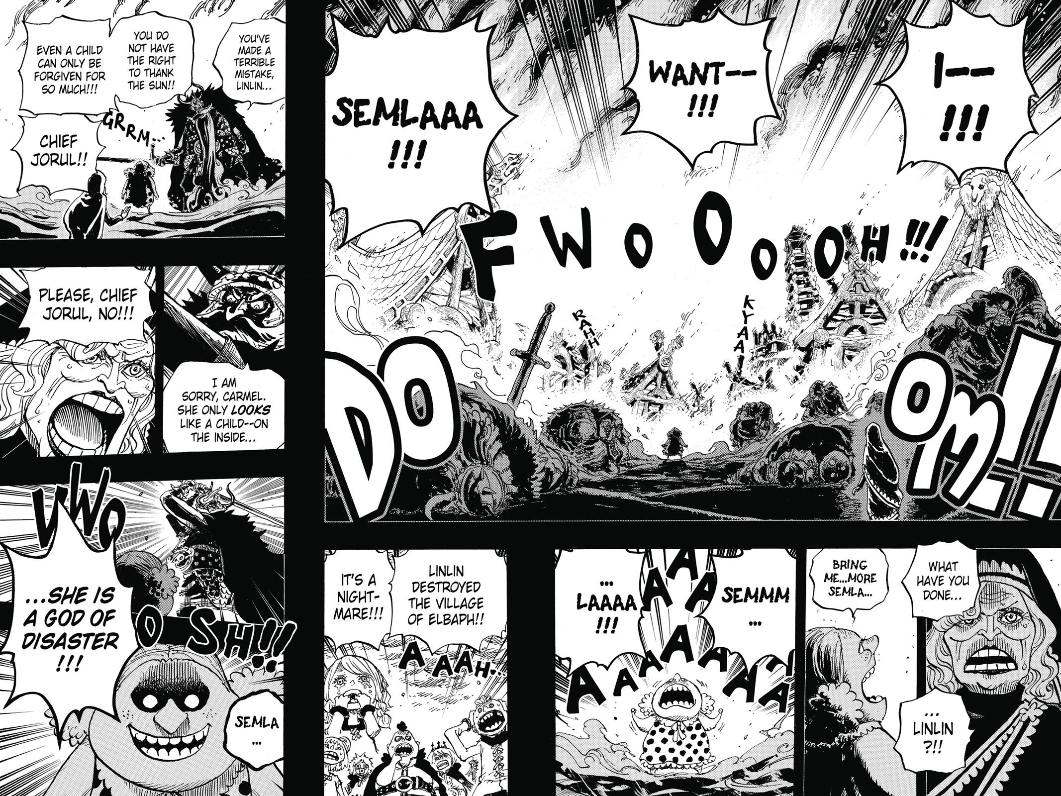 One Piece, Chapter 866 image 014