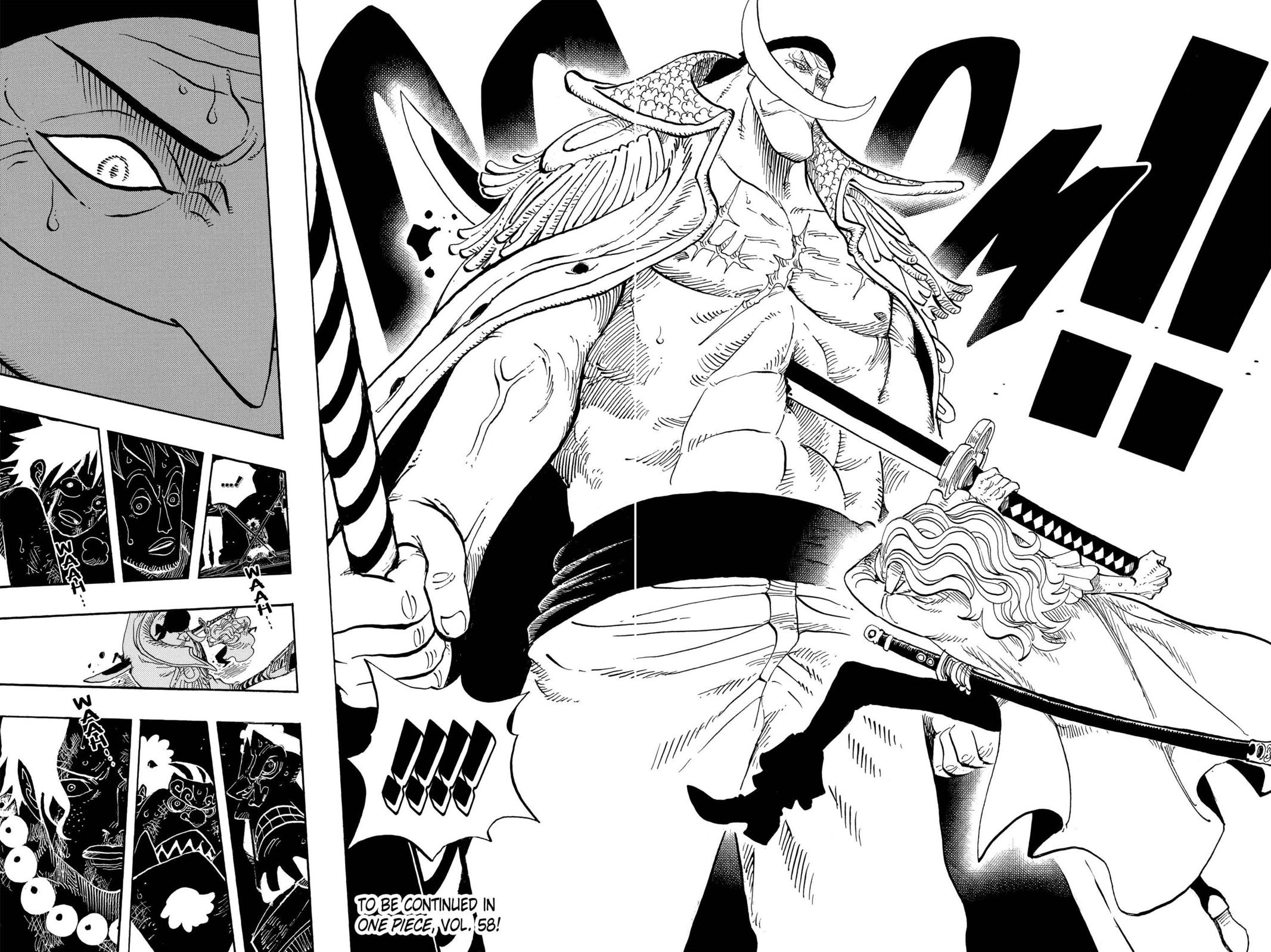 One Piece, Chapter 562 image 015