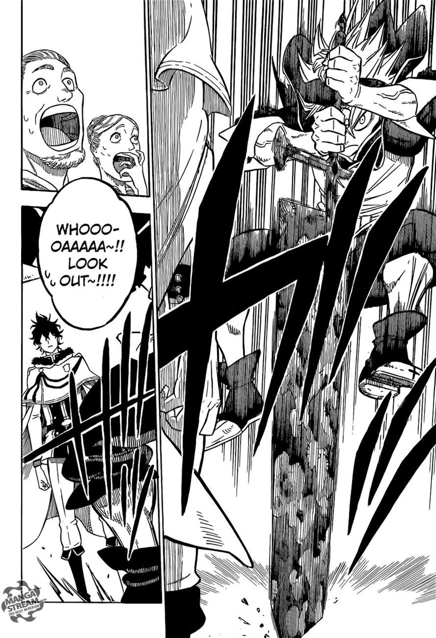 Black Clover, Chapter 105 The Two New Faces image 017