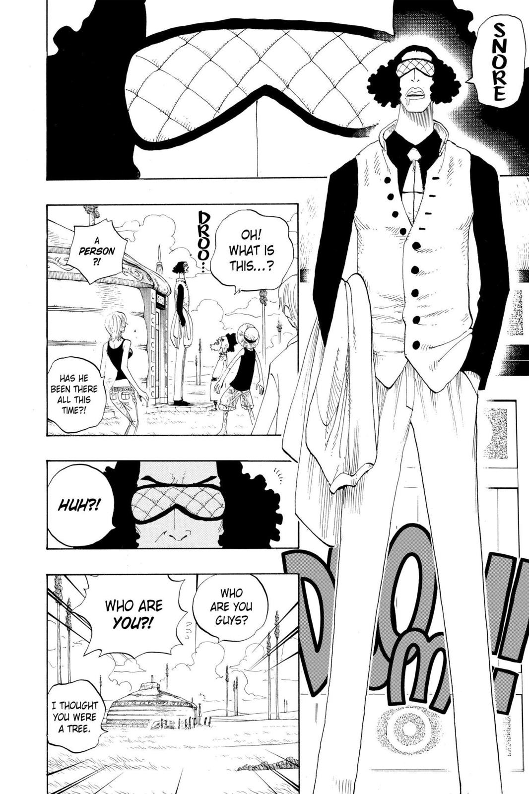 One Piece, Chapter 318 image 018