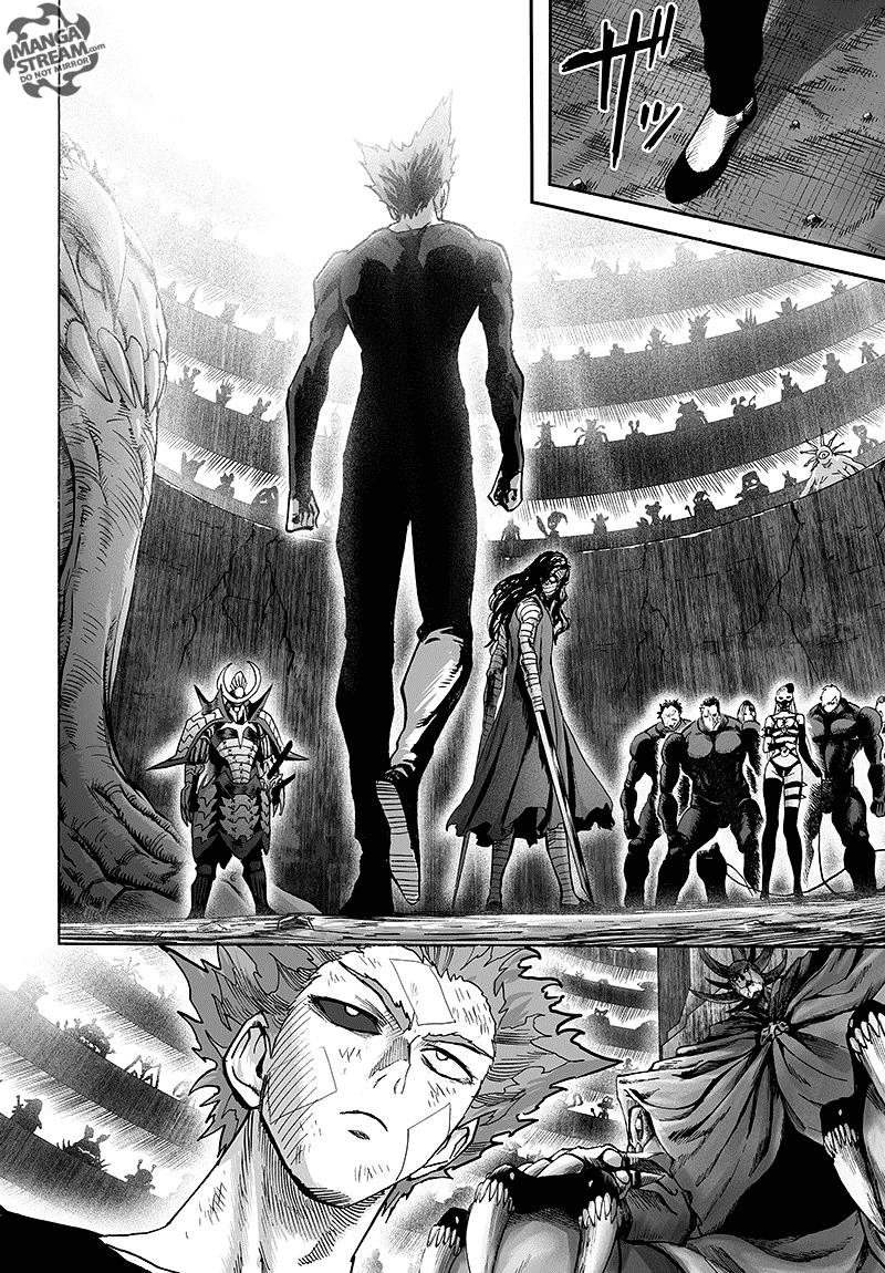 One Punch Man, Chapter Onepunch-Man 86 image 023