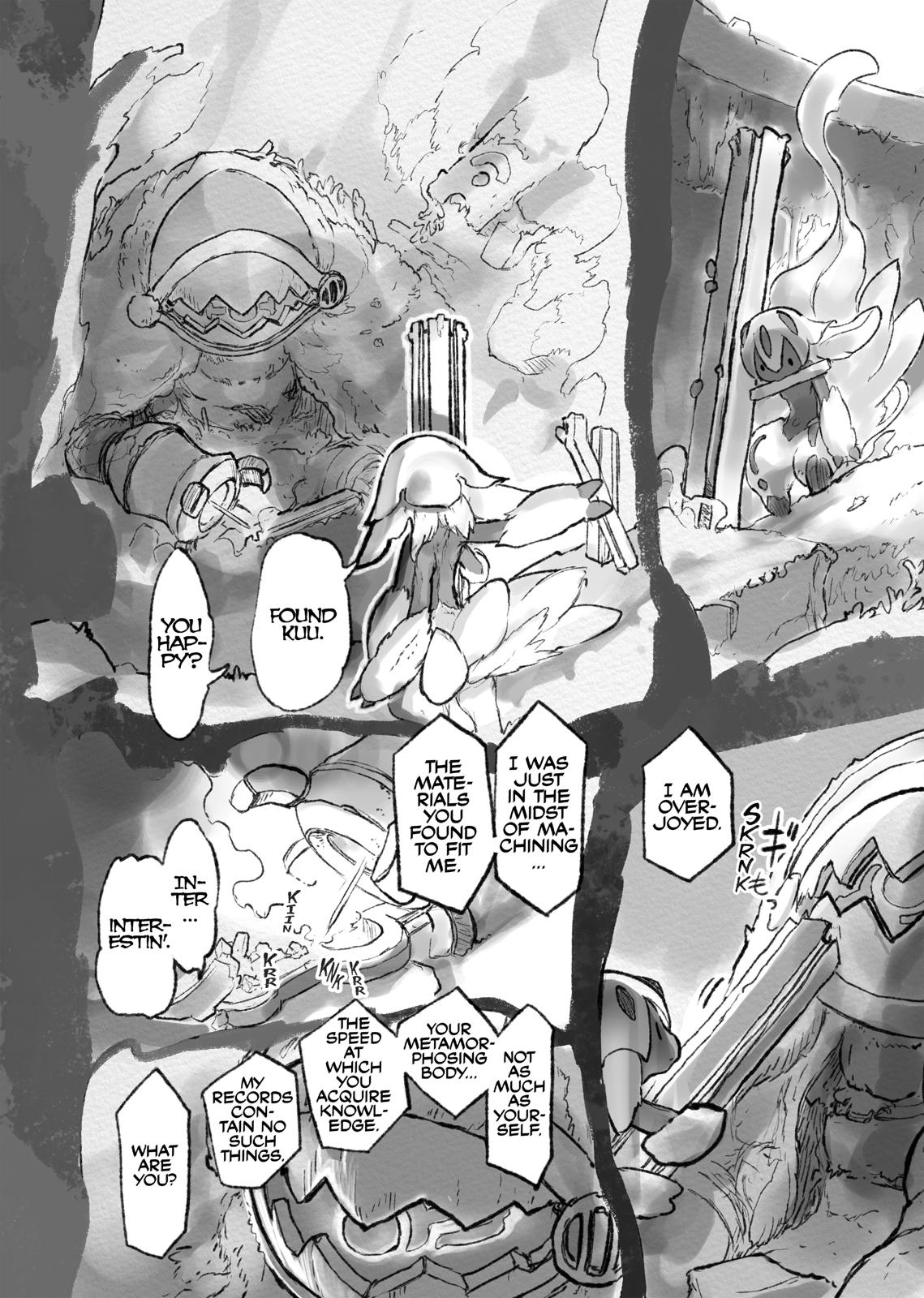 Made In Abyss, Chapter Hello,Abyss 51.5 image 008