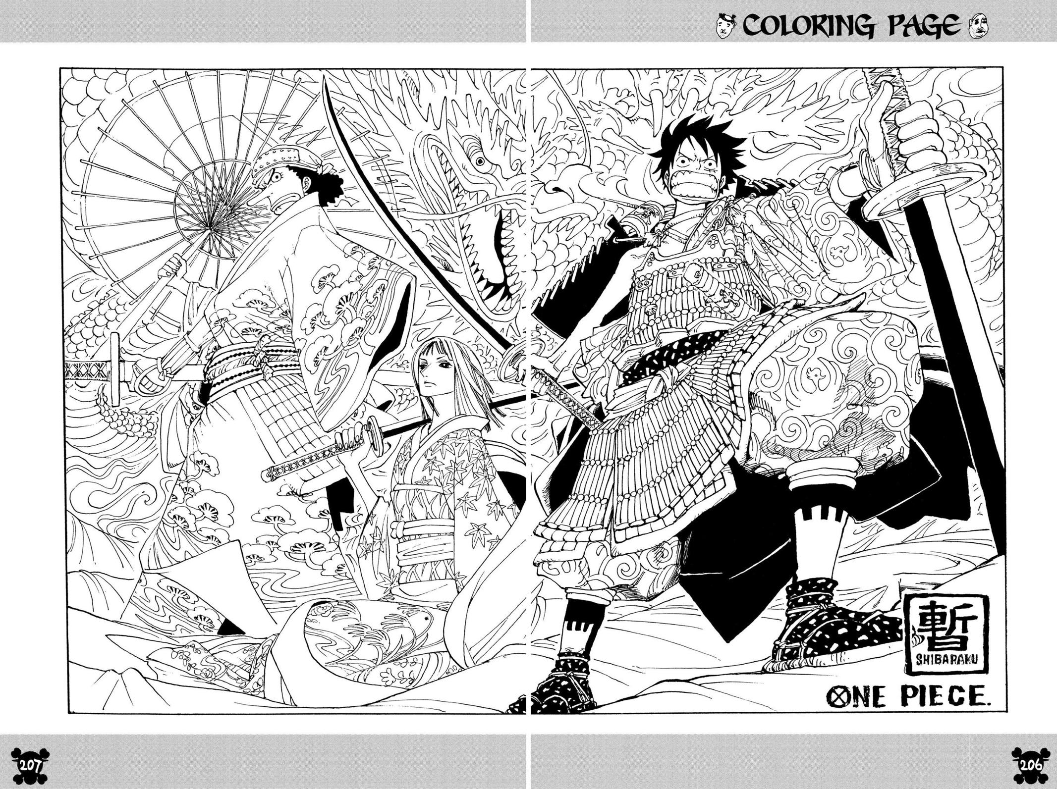 One Piece, Chapter 346 image 019