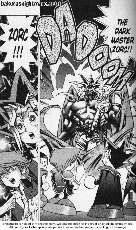 Yu Gi Oh, Chapter Vol.07 Ch.052 - Millennium Enemy 3 The Fumble of Doom image 016