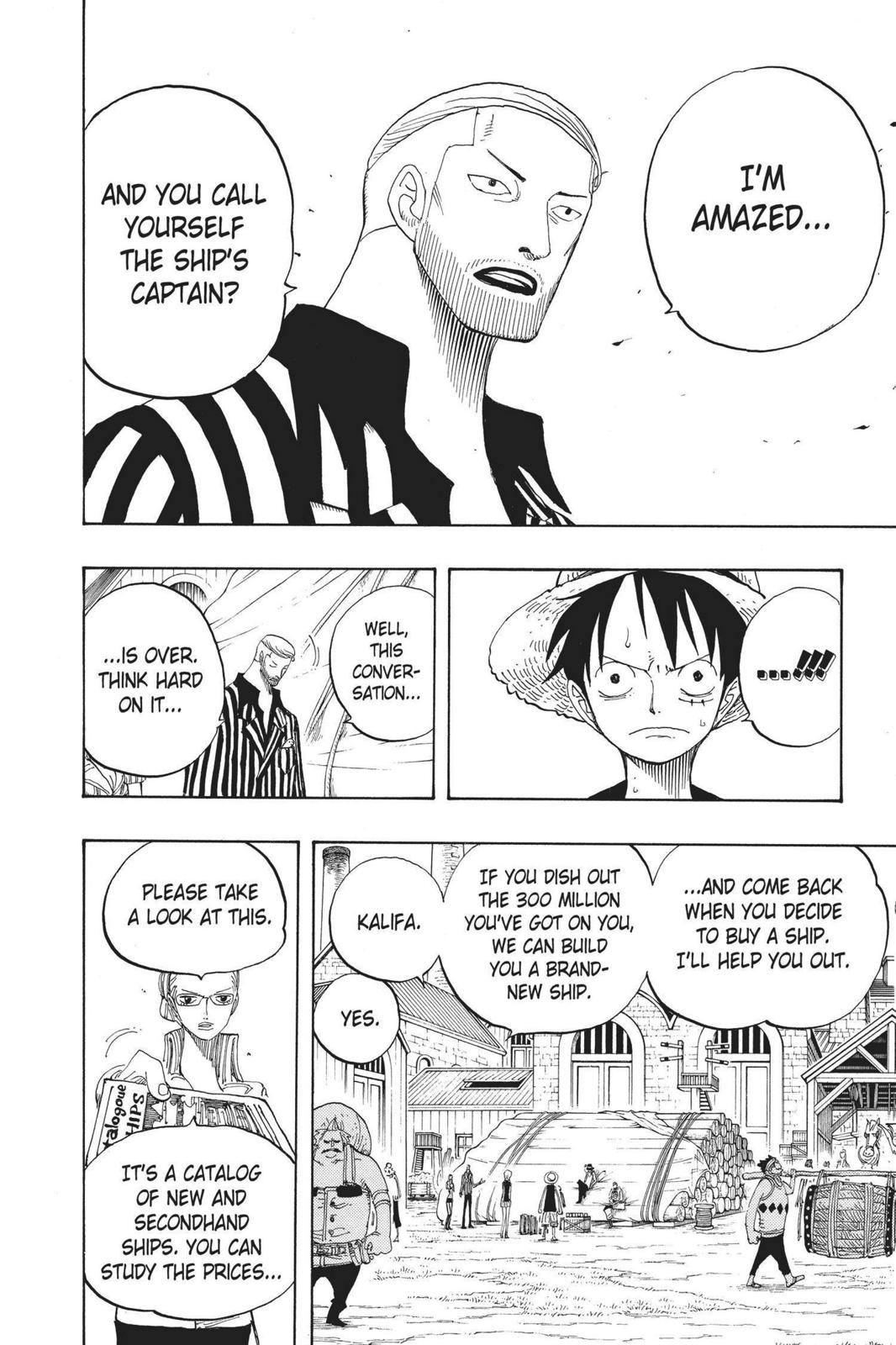 One Piece, Chapter 328 image 016