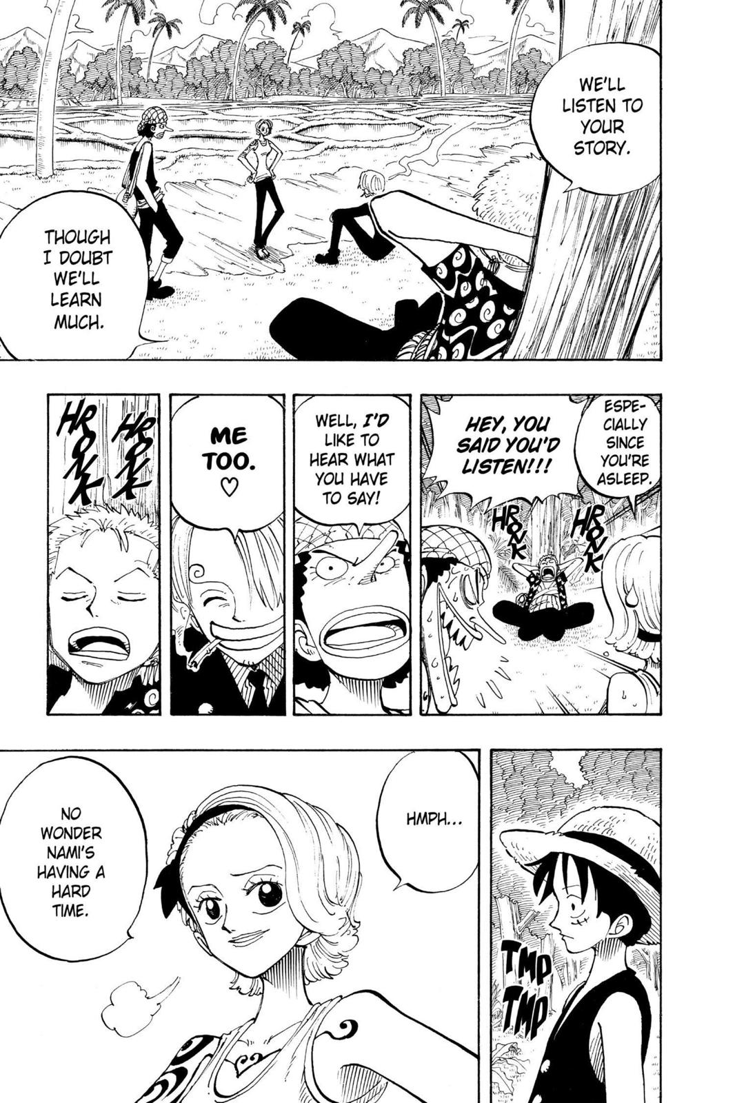 One Piece, Chapter 77 image 003