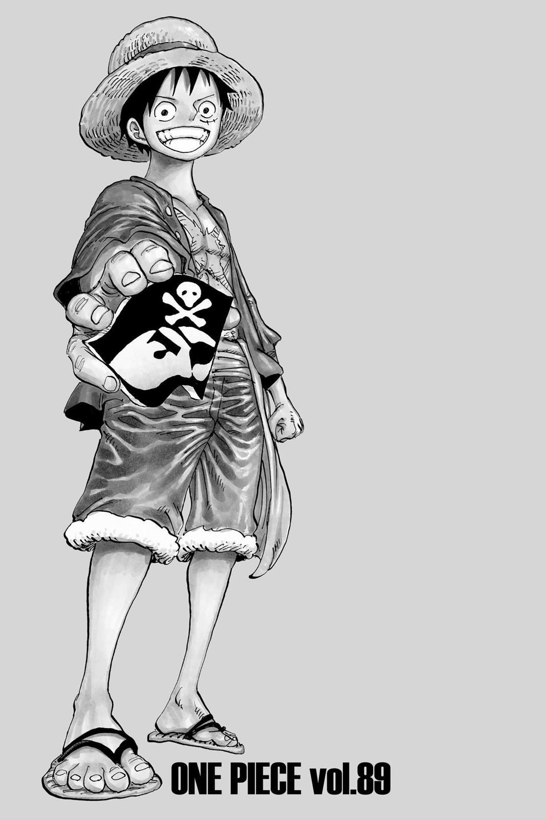 One Piece, Chapter 890 image 007