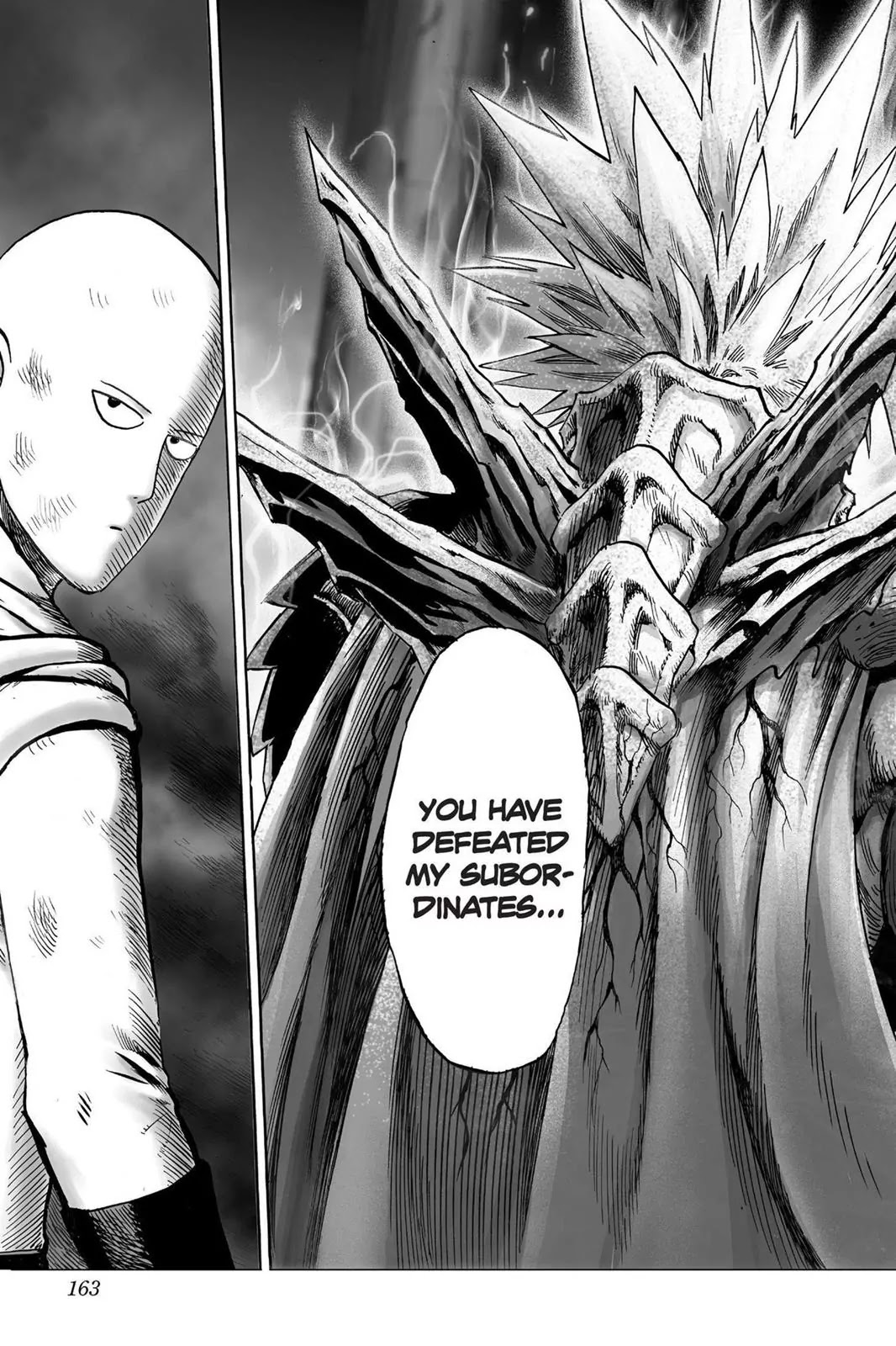 One Punch Man, Chapter Onepunch-Man 34 image 007