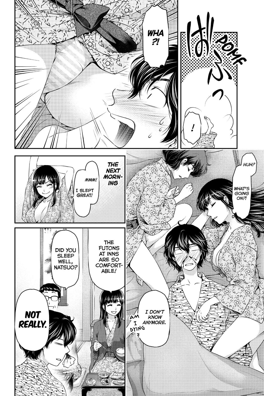 Domestic Na Kanojo, Chapter 5 image 032