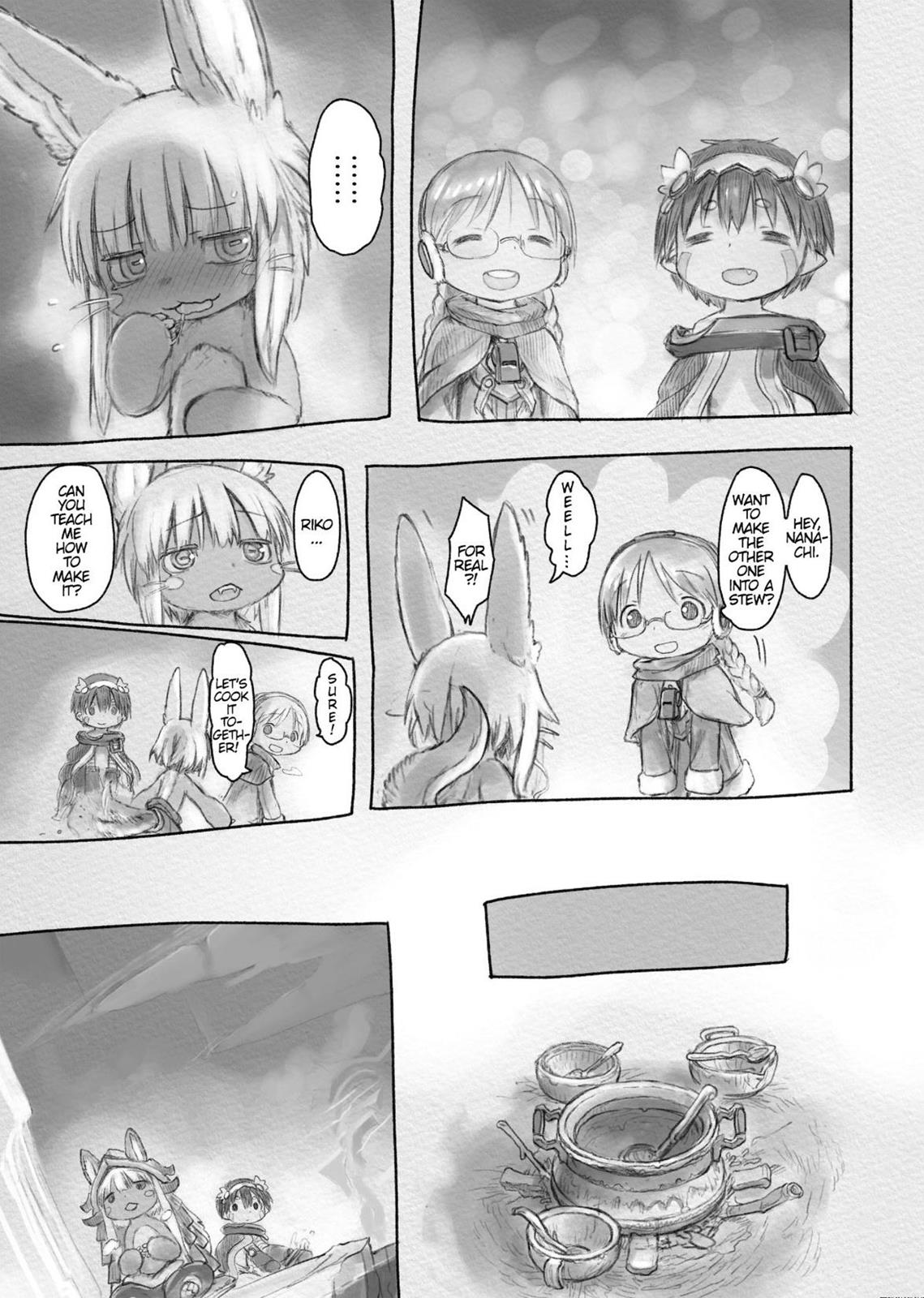 Made In Abyss, Chapter Hello,Abyss 28 image 008