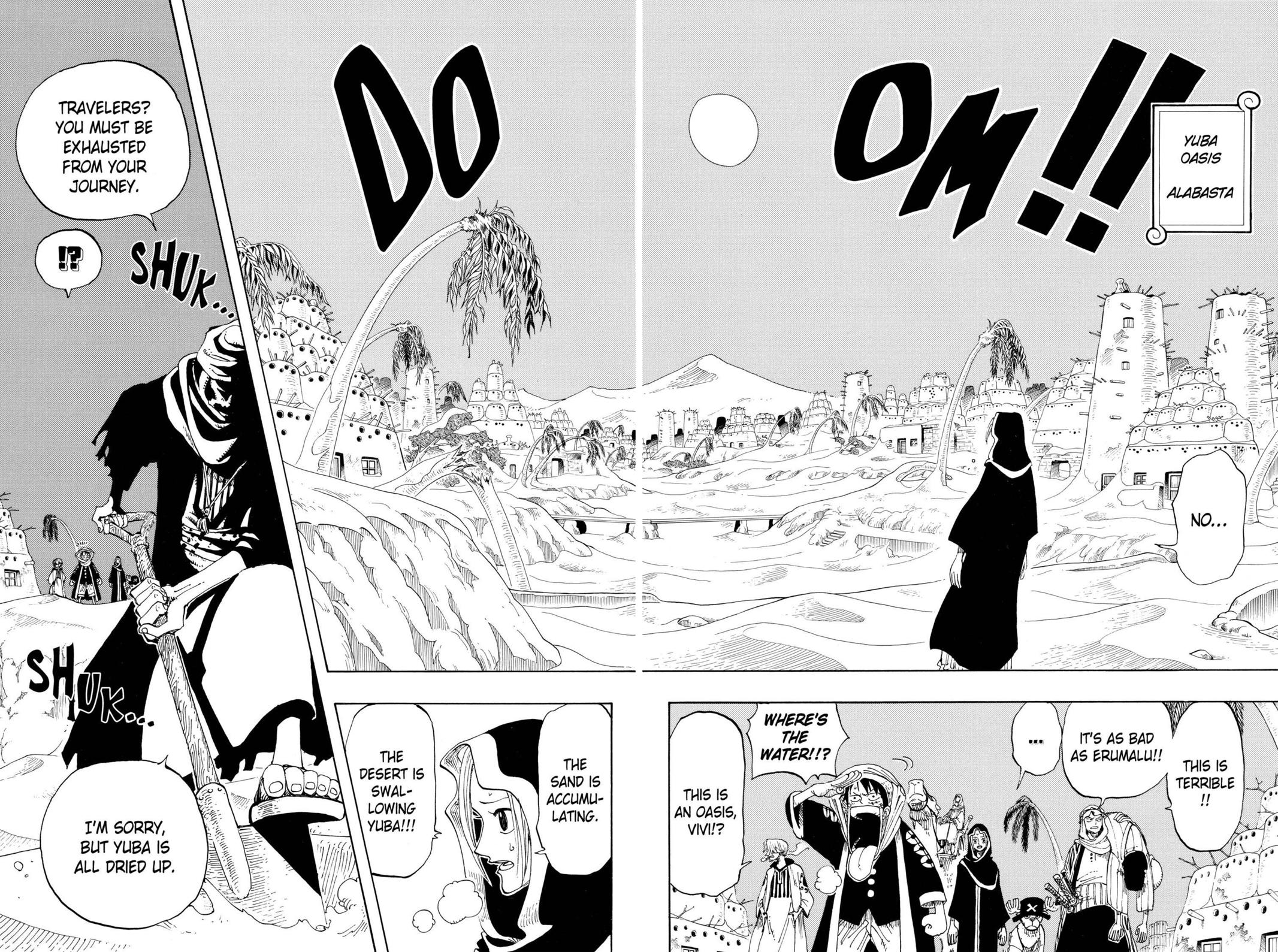 One Piece, Chapter 163 image 003
