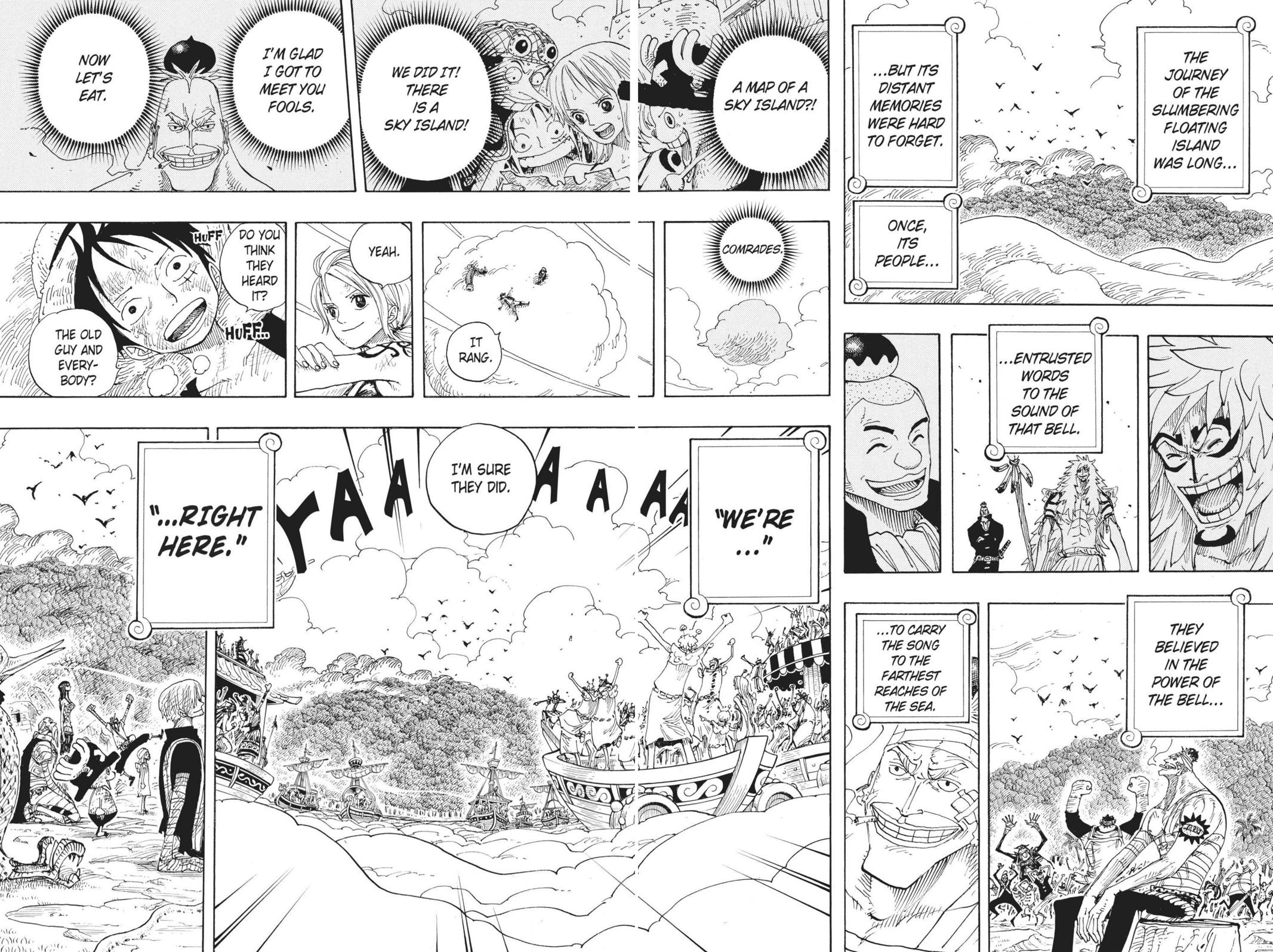 One Piece, Chapter 299 image 016