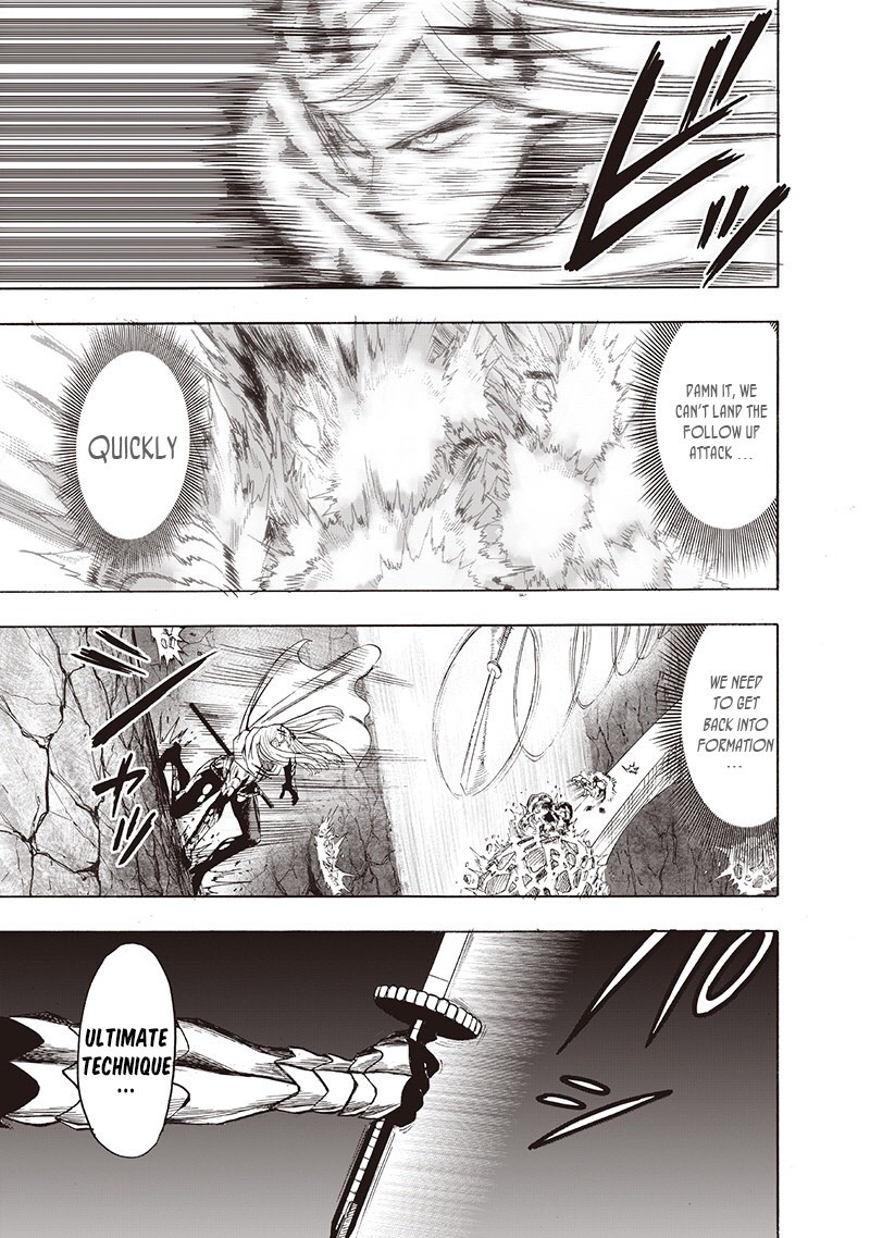 One Punch Man, Chapter Onepunch-Man 96 image 023