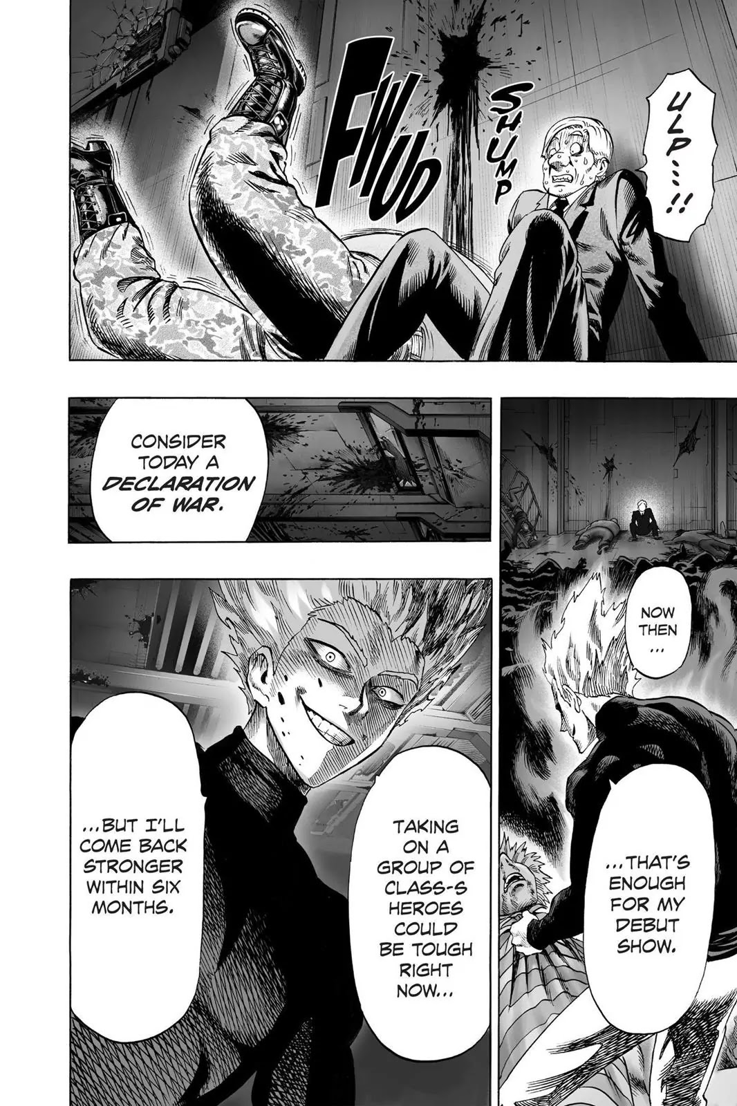 One Punch Man, Chapter Onepunch-Man 41 image 031