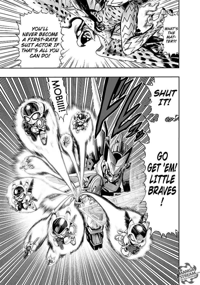 One Punch Man, Chapter Onepunch-Man 99.3 image 014