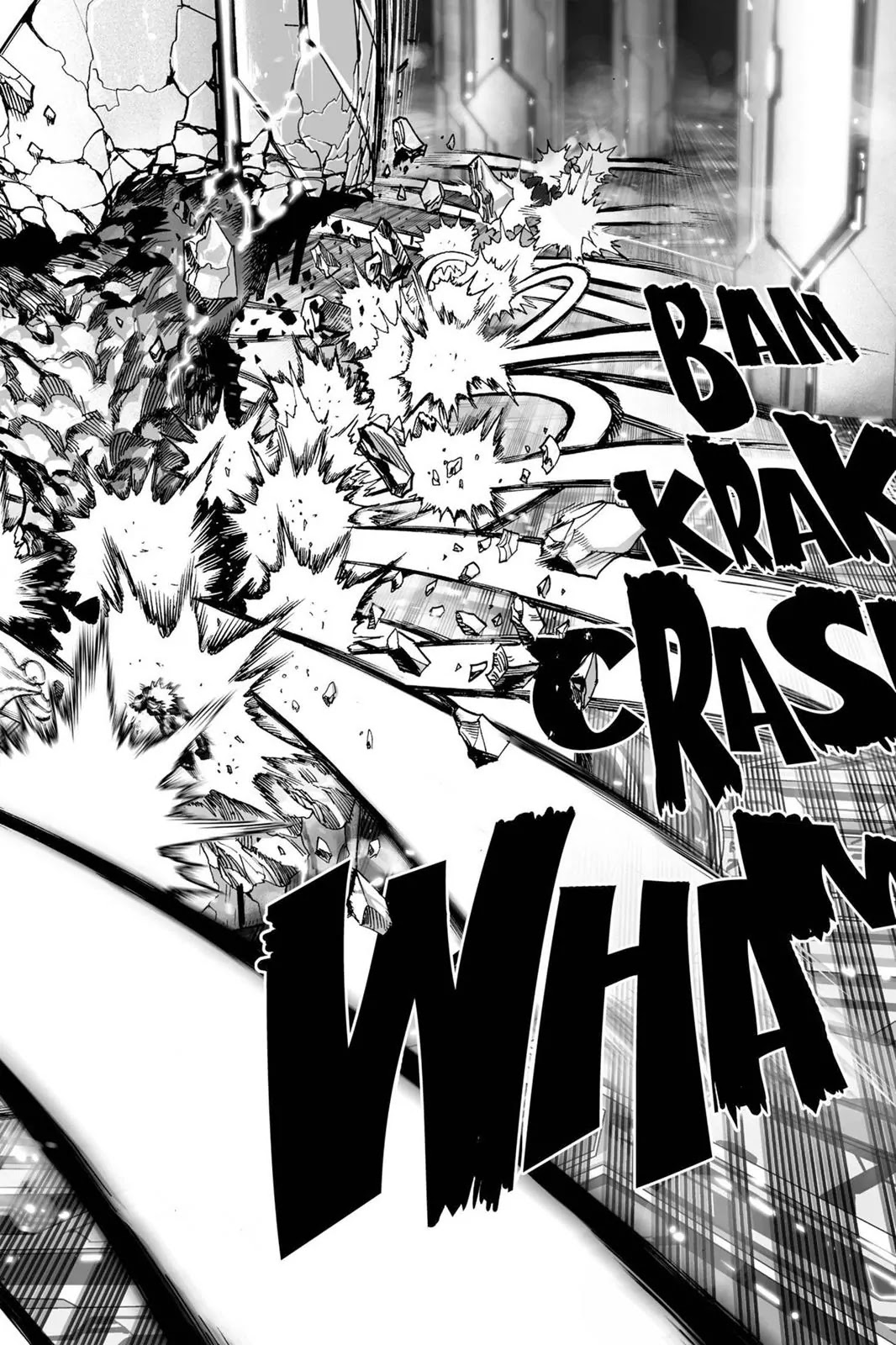 One Punch Man, Chapter Onepunch-Man 35 image 028