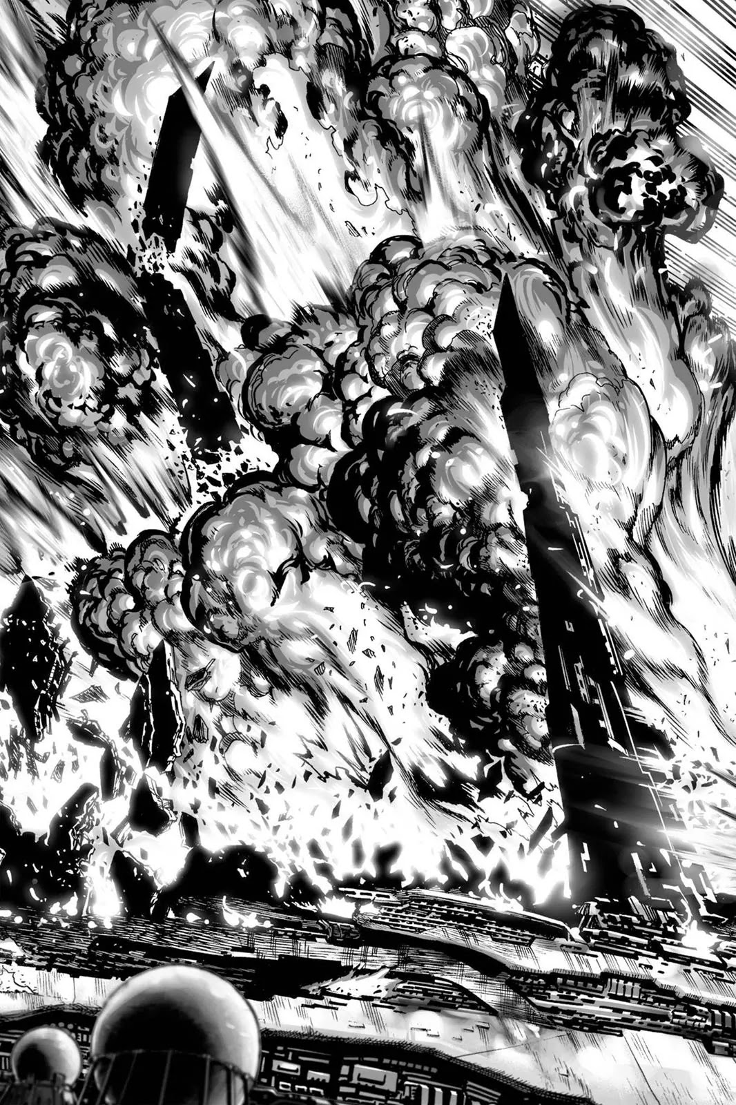 One Punch Man, Chapter Onepunch-Man 35 image 038