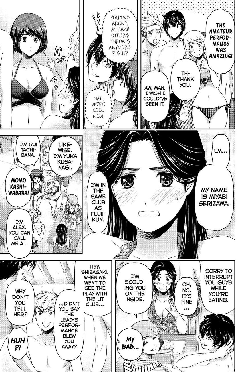 Domestic Girlfriend, Chapter 177 Trying to Change image 011