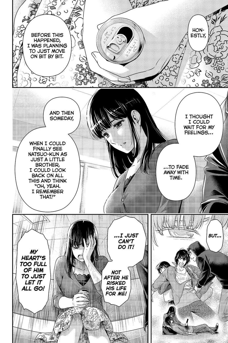Domestic Girlfriend, Chapter 190 Give Everything image 002