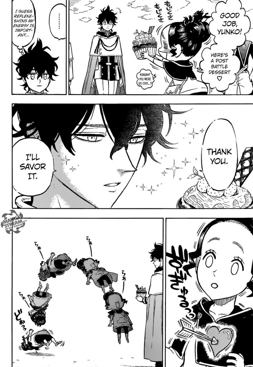 Black Clover, Chapter 122 My Way image 002