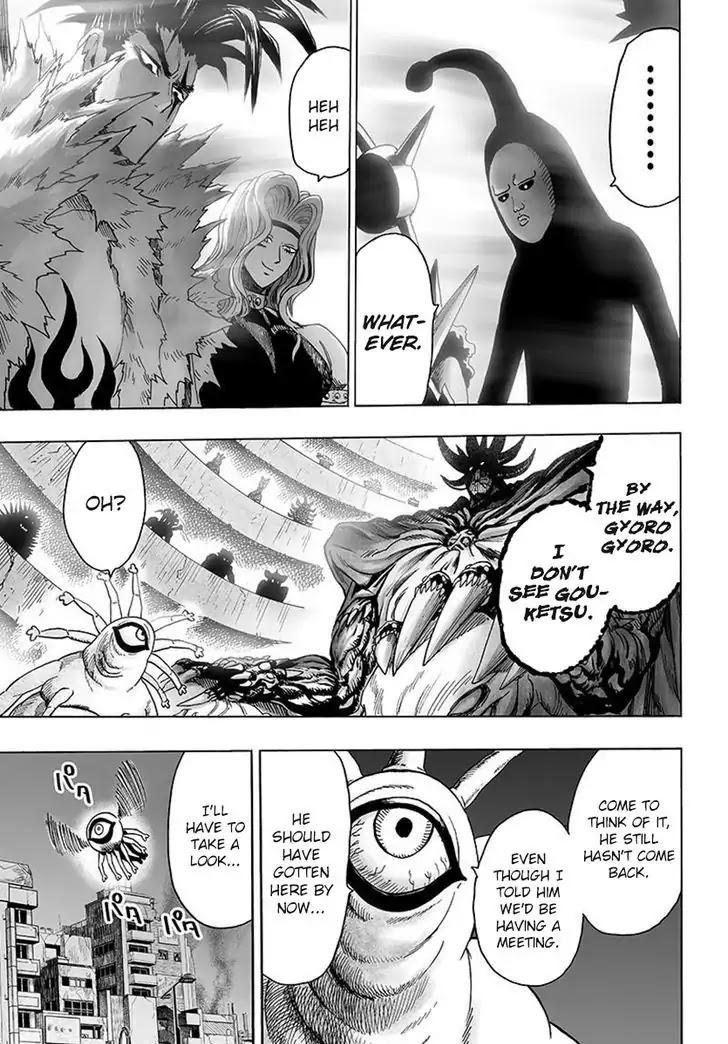 One Punch Man, Chapter Onepunch-Man 79 image 037