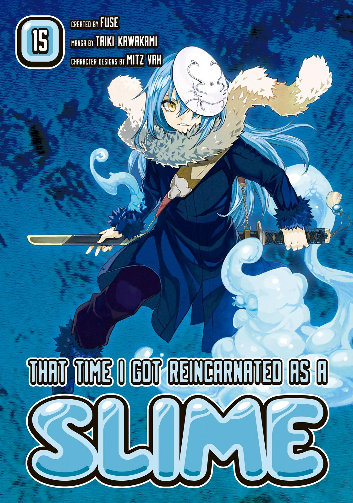 That Time I Got Reincarnated As A Slime, Chapter 68 image 001