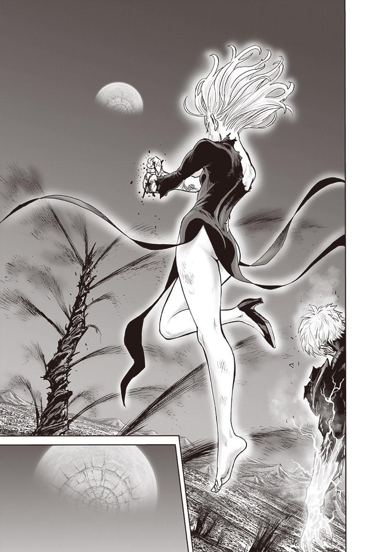 One Punch Man, Chapter One-Punch Man 134.2 image 001