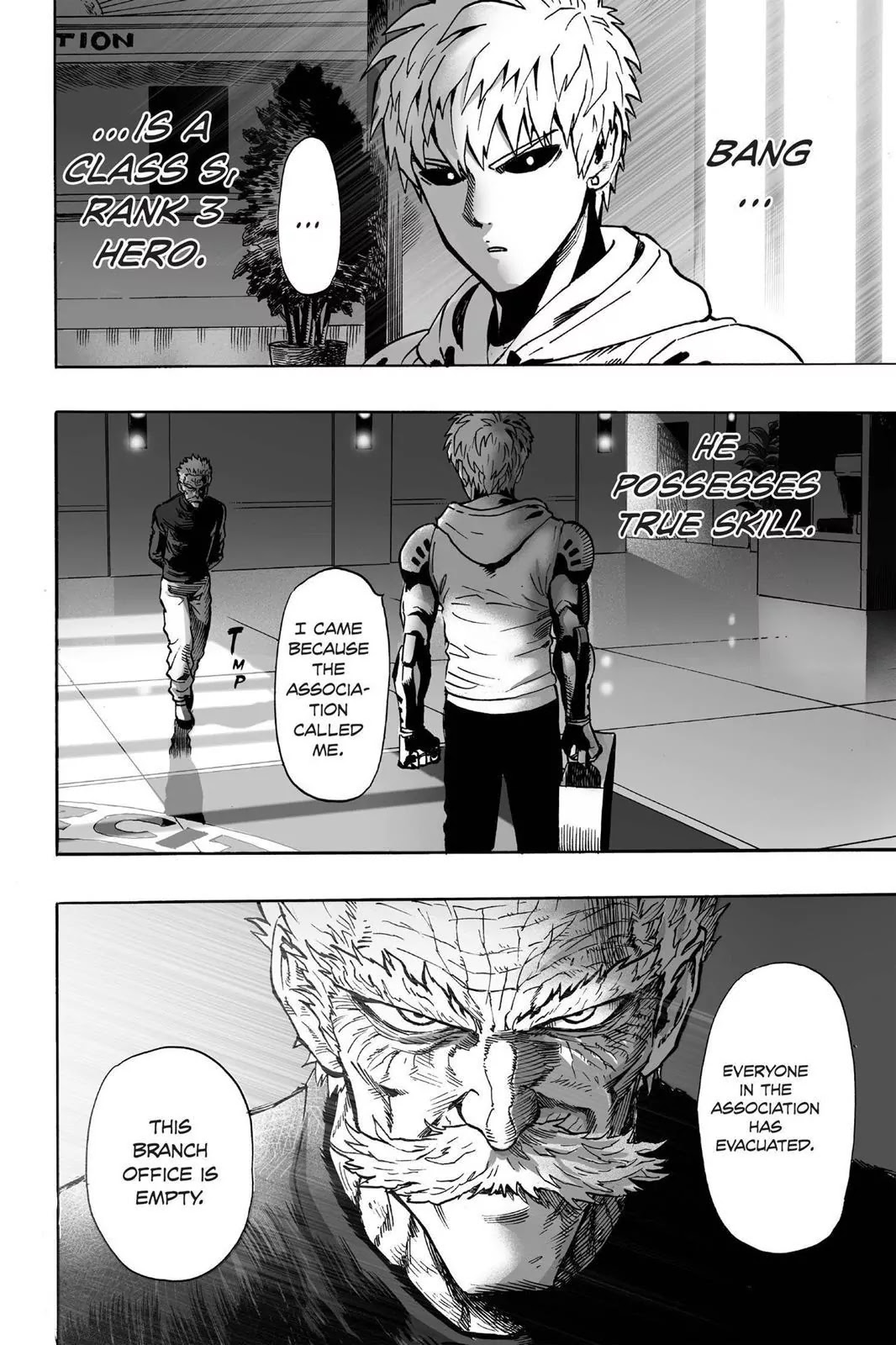 One Punch Man, Chapter Onepunch-Man 21 image 015