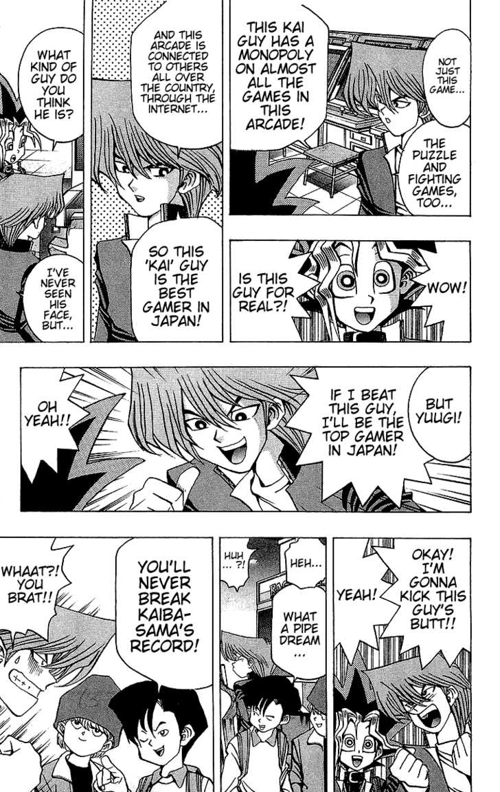 Yu Gi Oh, Chapter Vol.04 Ch.025 - The One-Inch Terror image 010