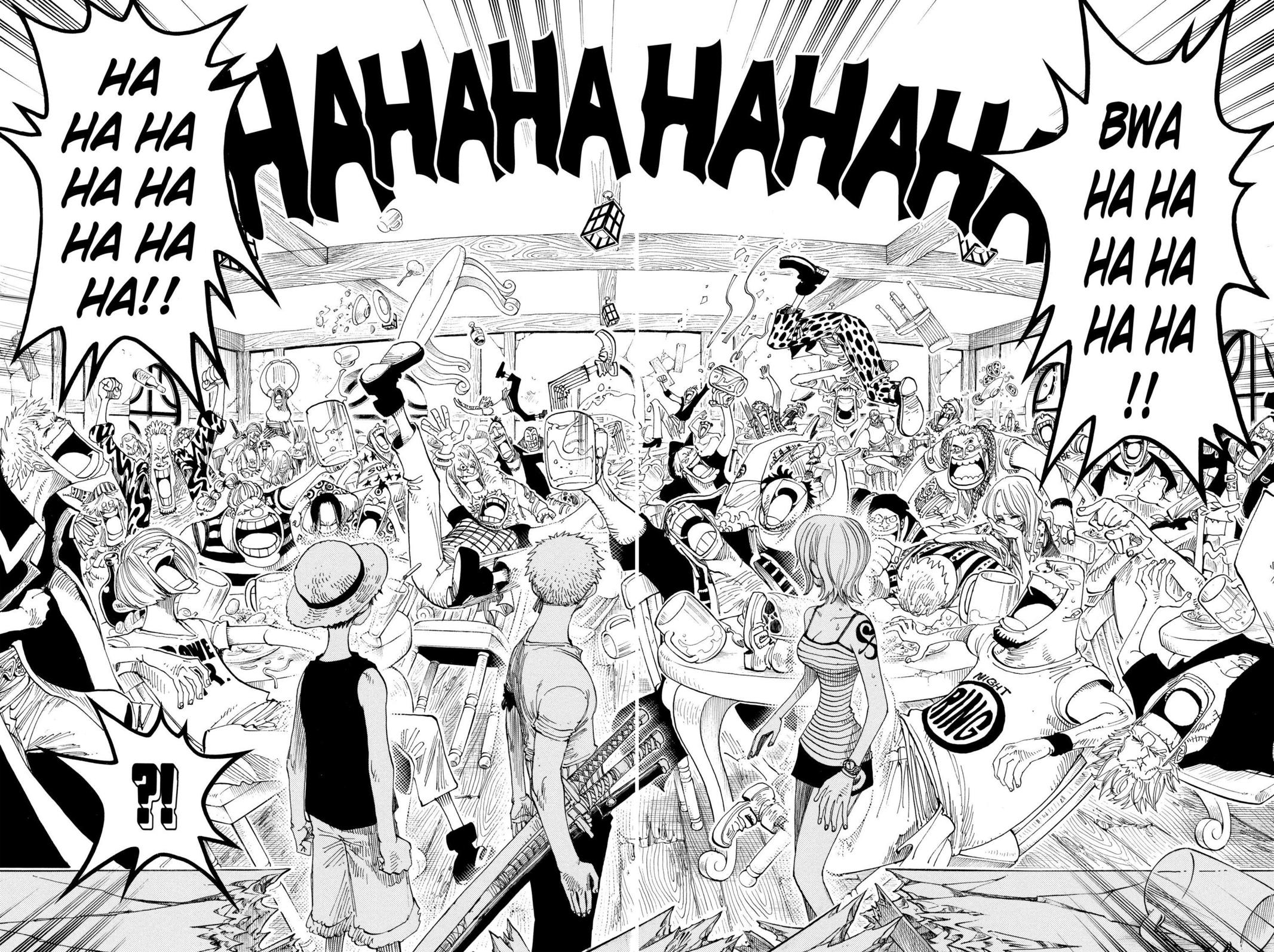 One Piece, Chapter 224 image 012