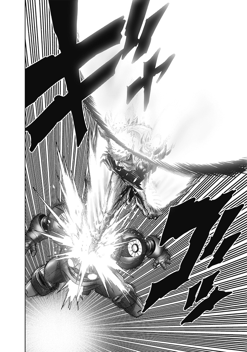 One Punch Man, Chapter One-Punch Man 119 image 026