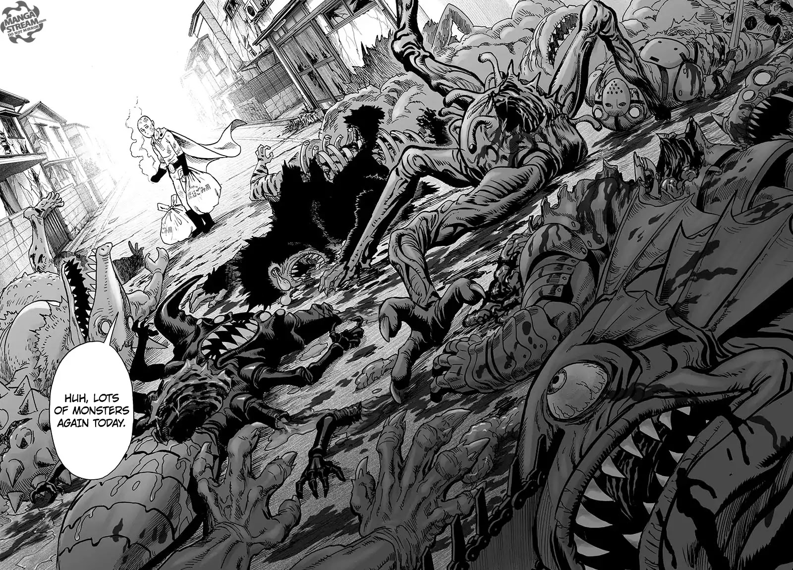 One Punch Man, Chapter Onepunch-Man 80 image 017