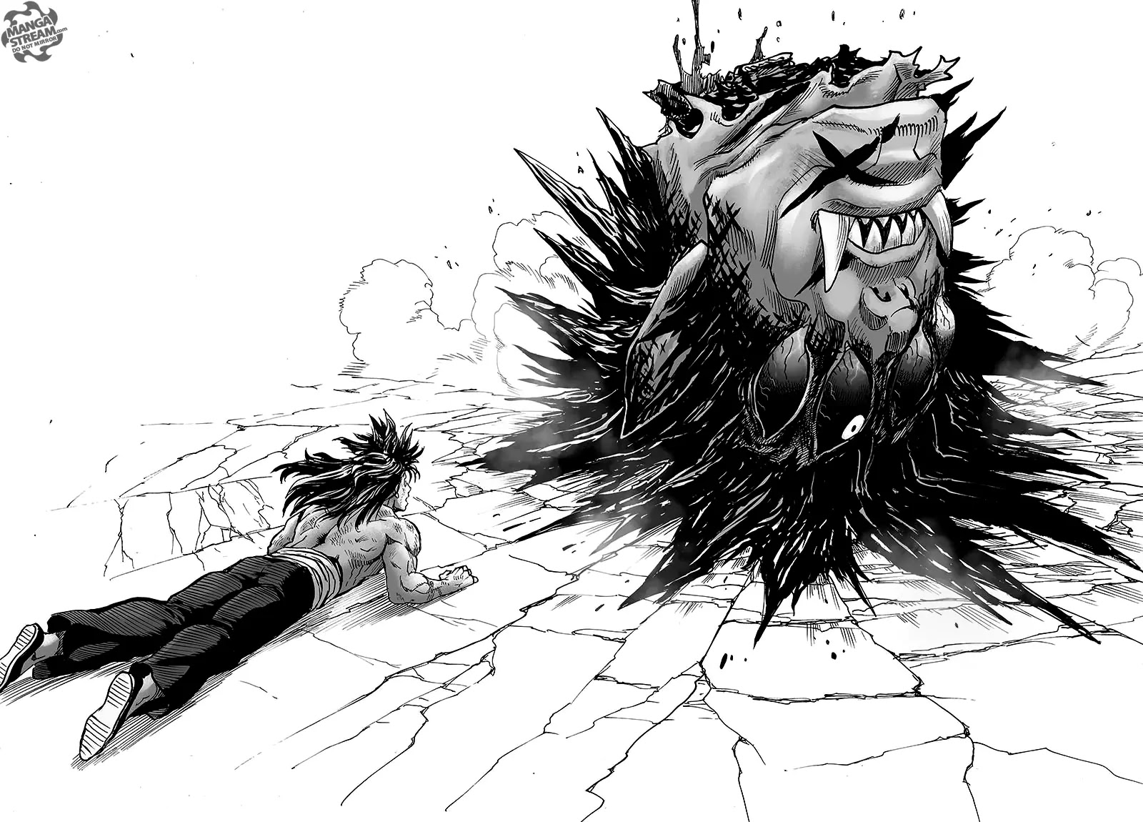 One Punch Man, Chapter Onepunch-Man 75 image 036