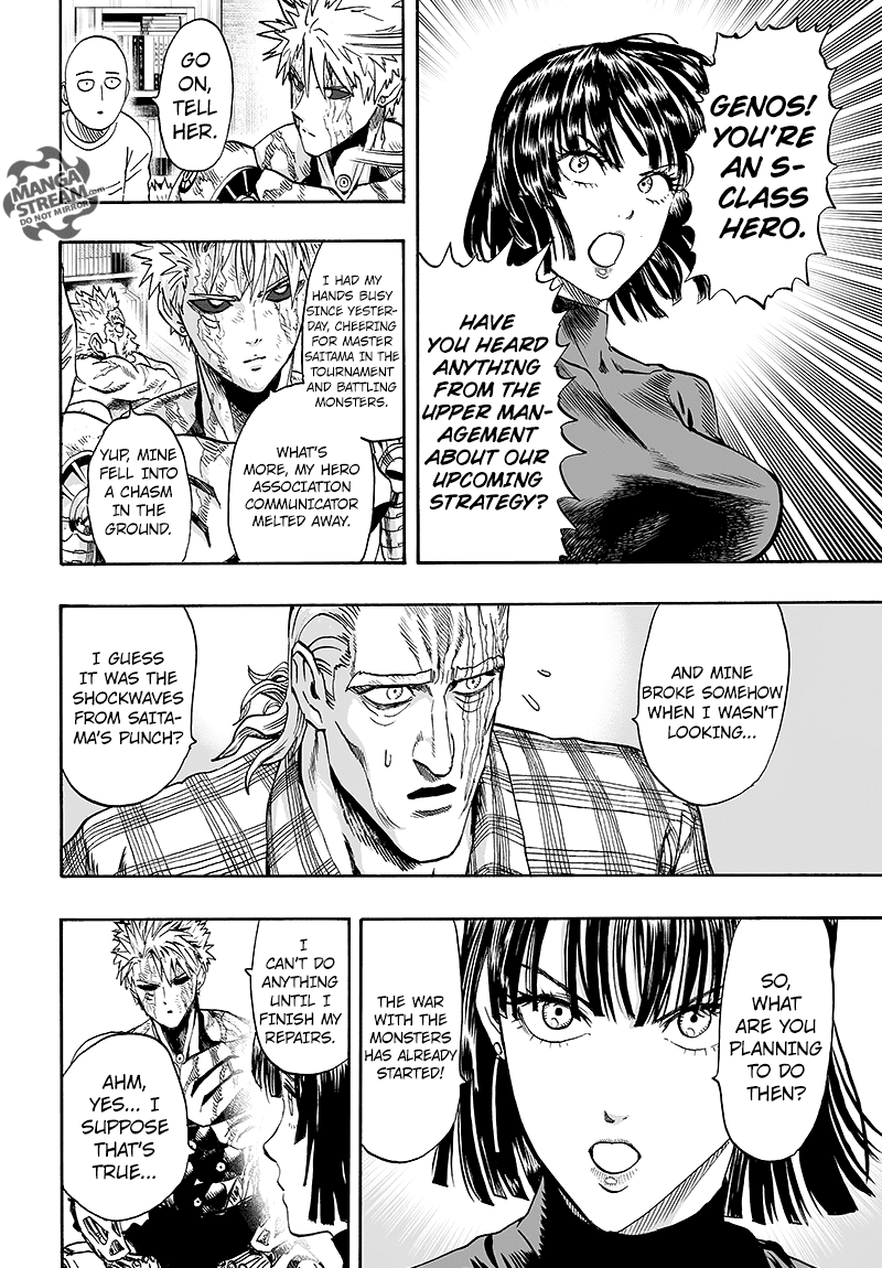 One Punch Man, Chapter Onepunch-Man 85 image 037