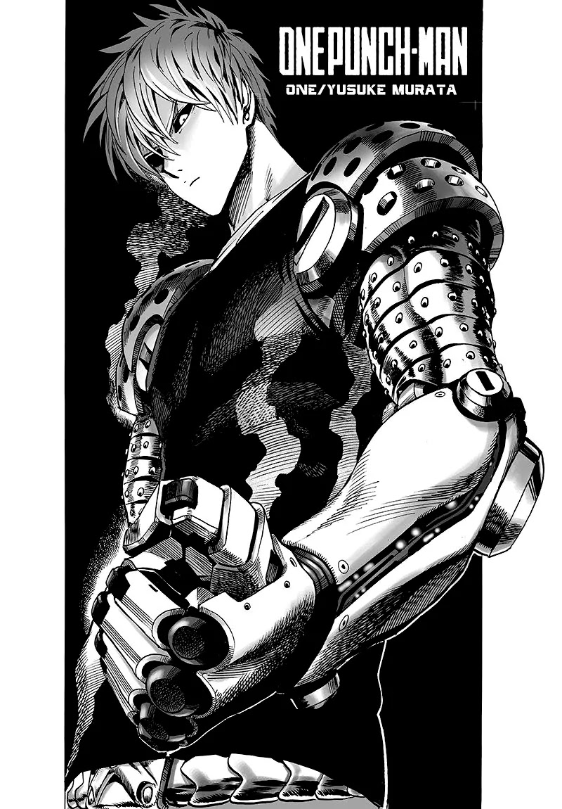 One Punch Man, Chapter Onepunch-Man 63.2 image 001