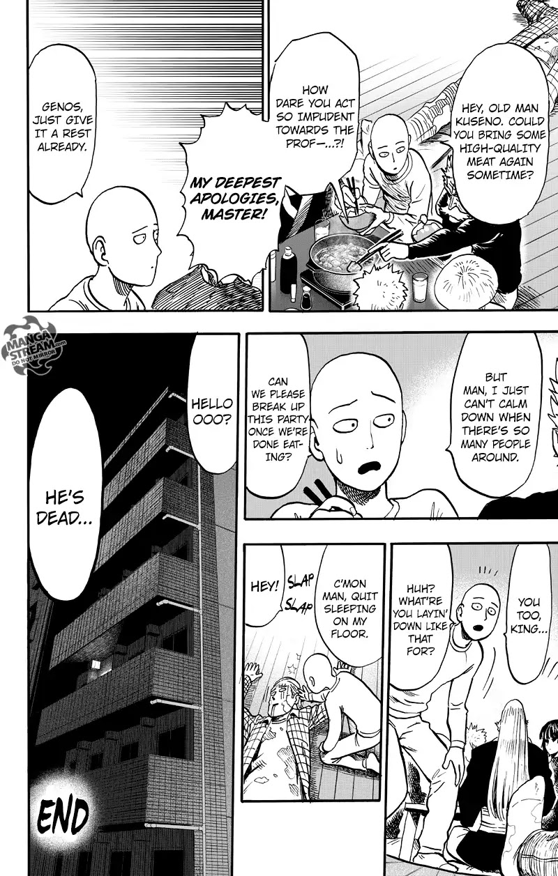 One Punch Man, Chapter Onepunch-Man 89 image 100