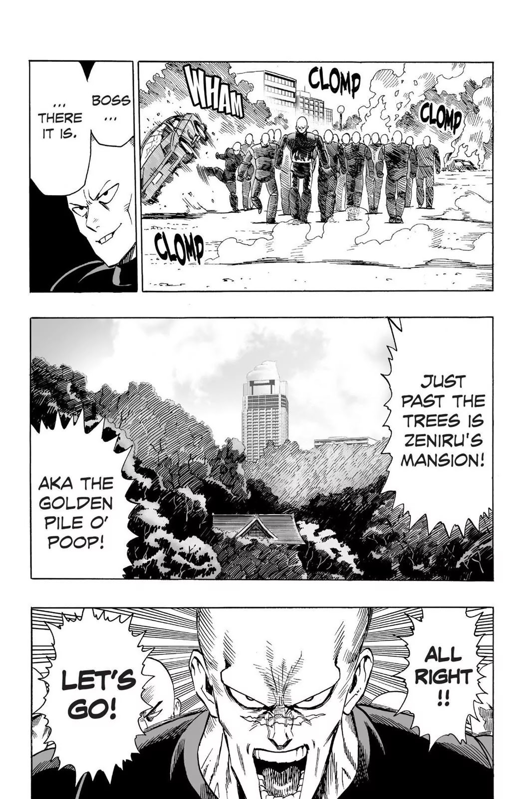 One Punch Man, Chapter Onepunch-Man 12 image 024