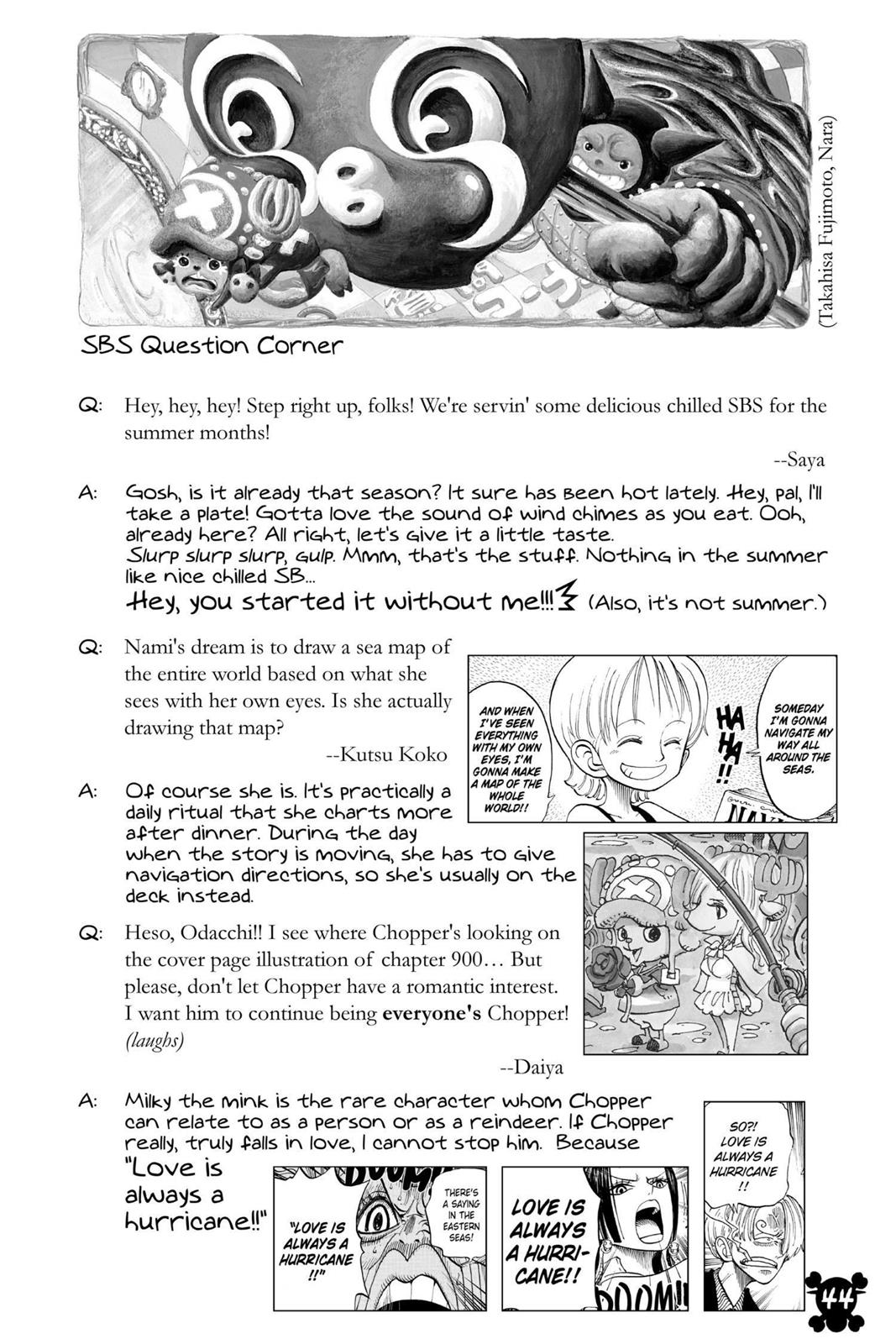 One Piece, Chapter 902 image 019
