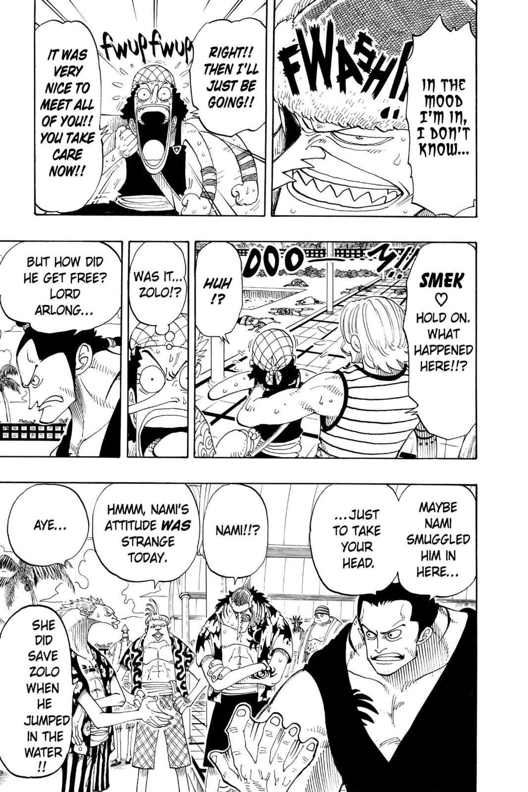 One Piece, Chapter 73 image 017