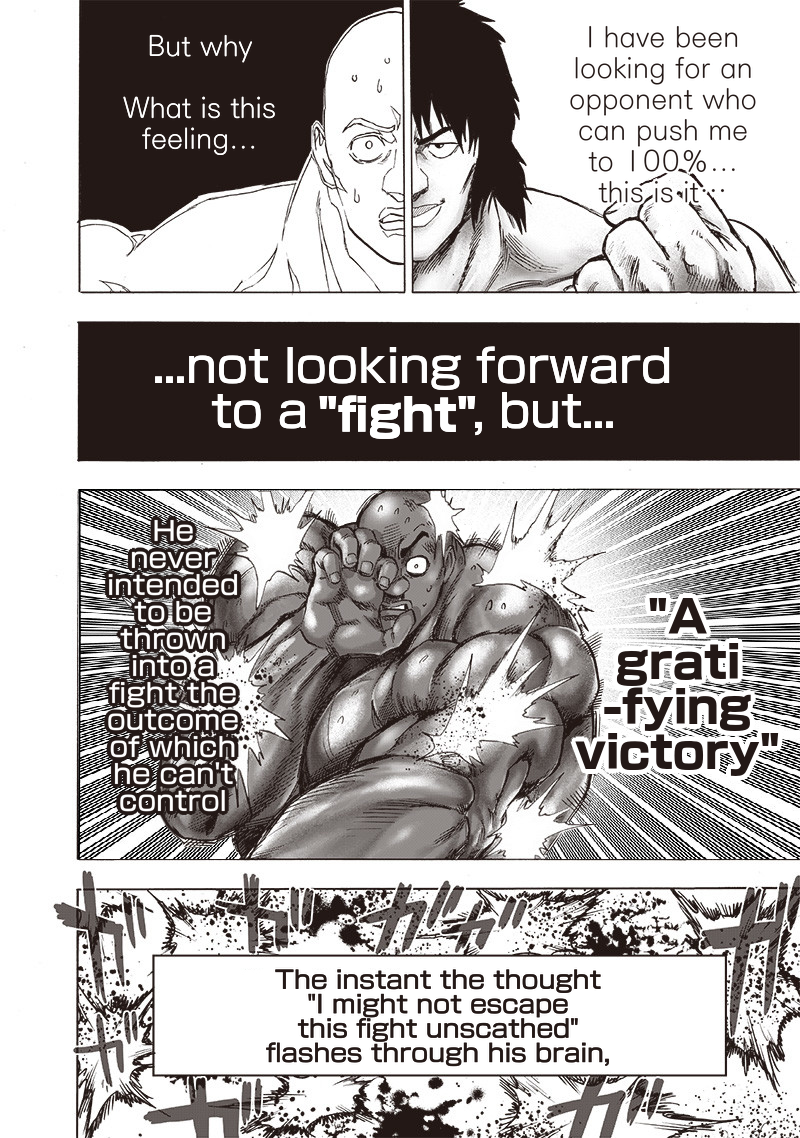 One Punch Man, Chapter 129 image 016