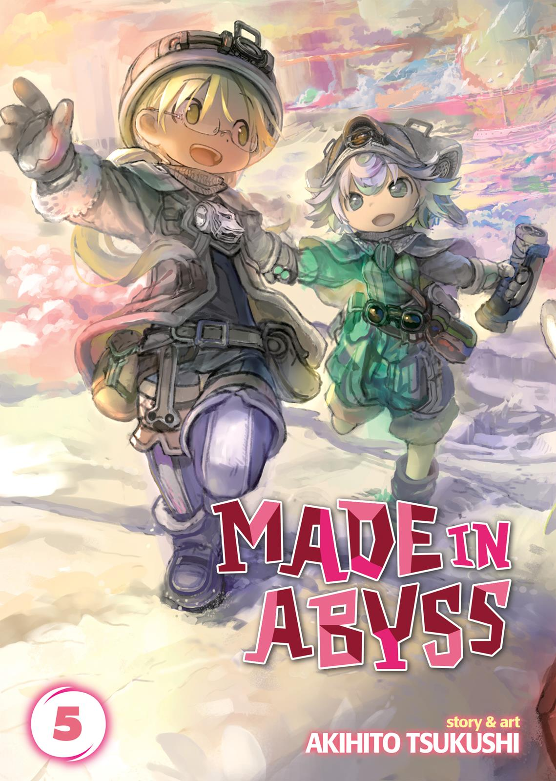 Made In Abyss, Chapter Hello,Abyss 33 image 001