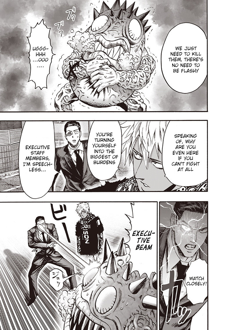 One Punch Man, Chapter Onepunch-Man 94 image 087