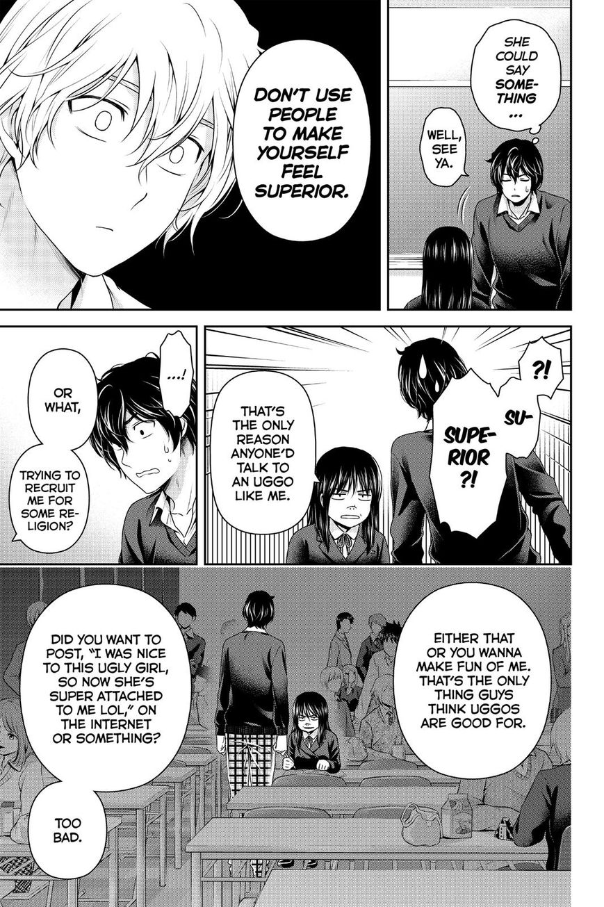 Domestic Girlfriend, Chapter 120 When Bodies Unite image 009