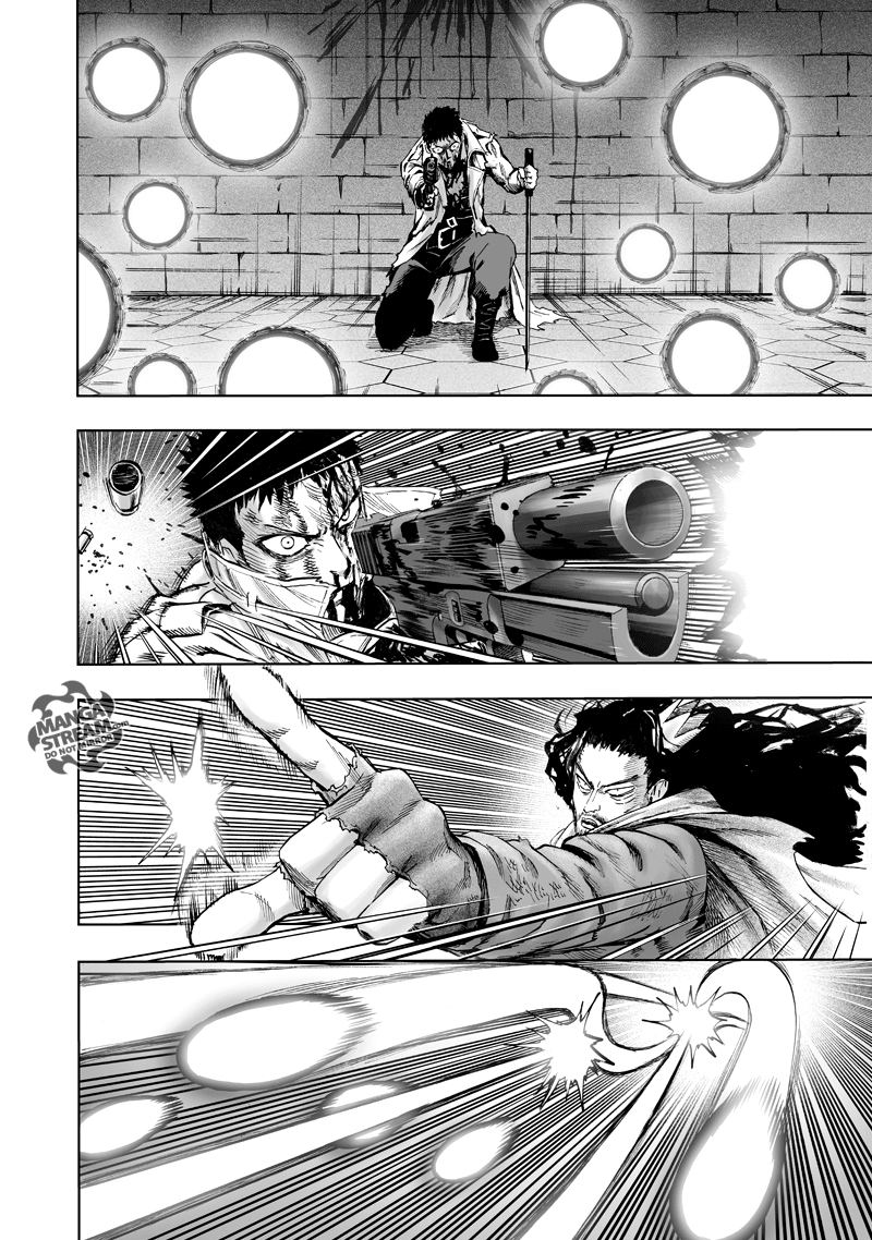 One Punch Man, Chapter 112 image 026