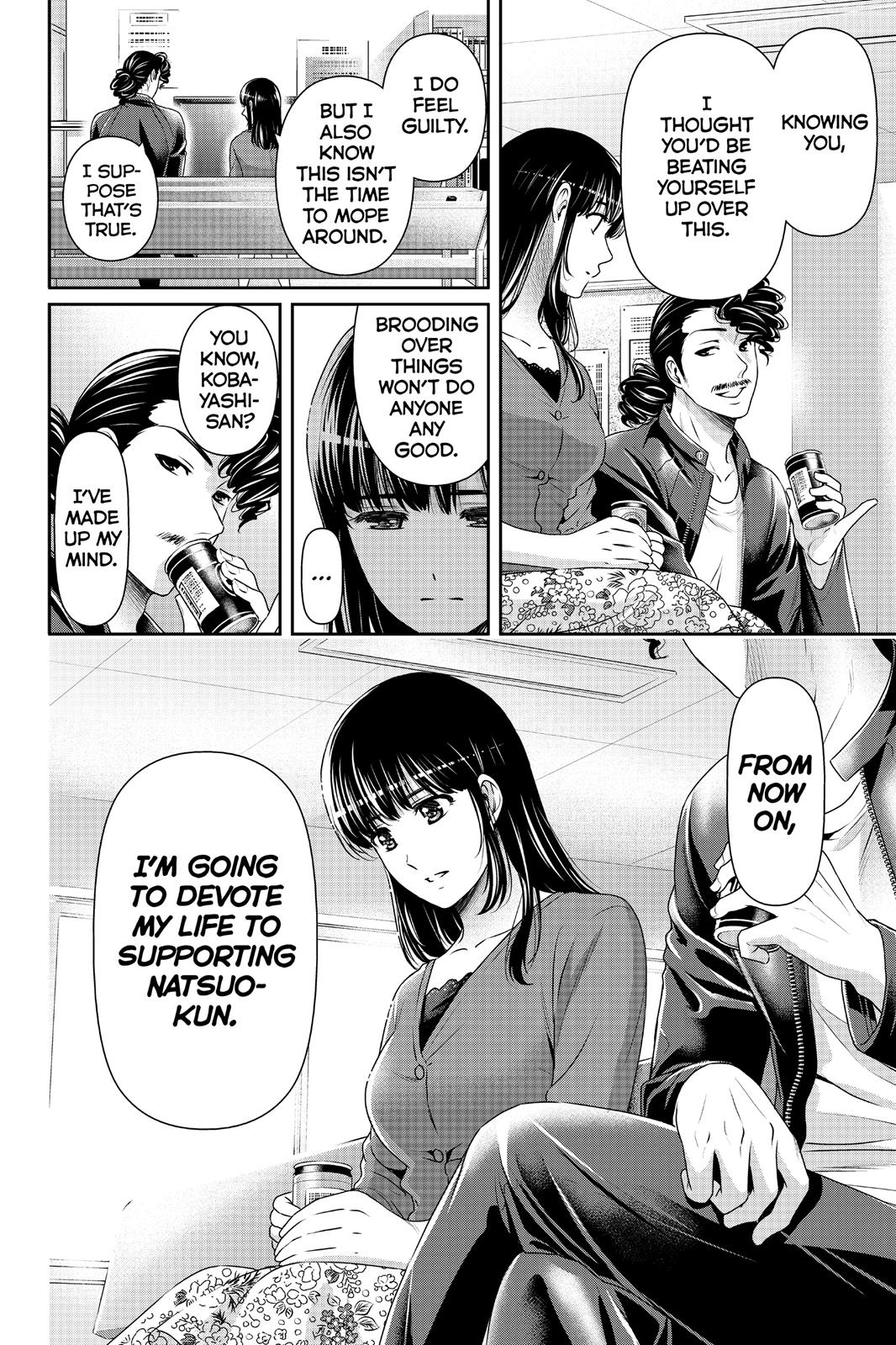 Domestic Na Kanojo, Chapter 189 image 018