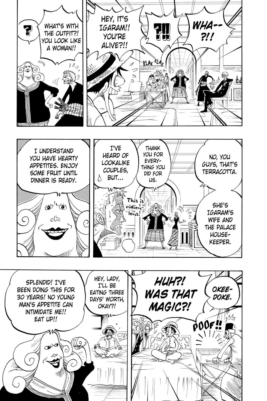 One Piece, Chapter 213 image 011