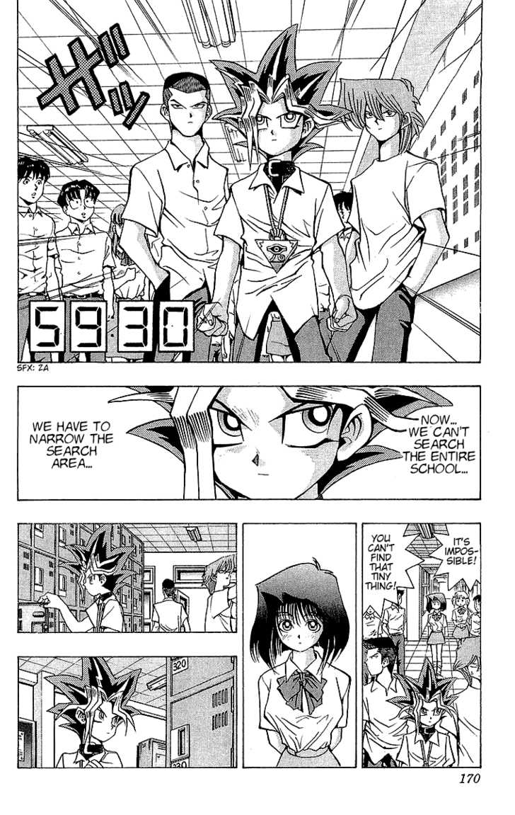 Yu Gi Oh, Chapter Vol.05 Ch.041 - Let Us Find Love!! image 017