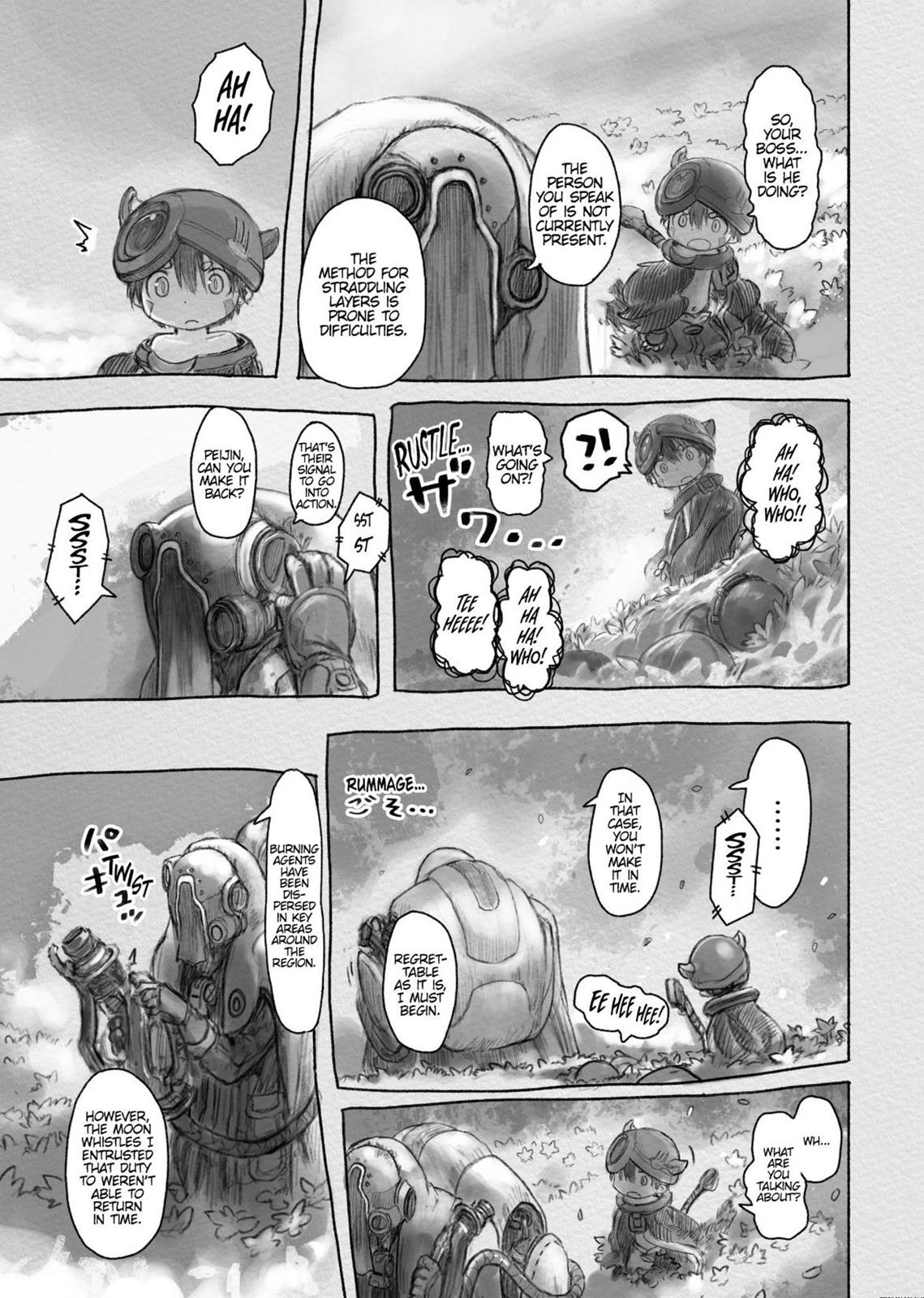 Made In Abyss, Chapter Hello,Abyss 27 image 011