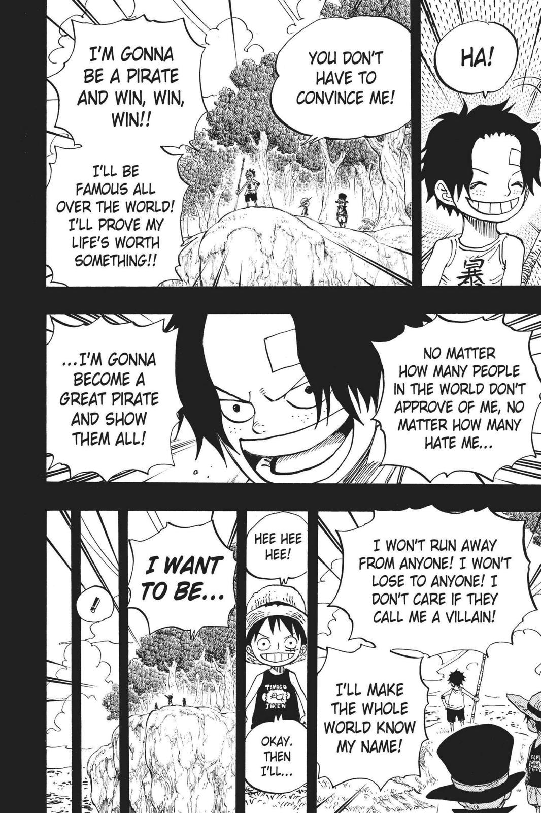One Piece, Chapter 585 image 018