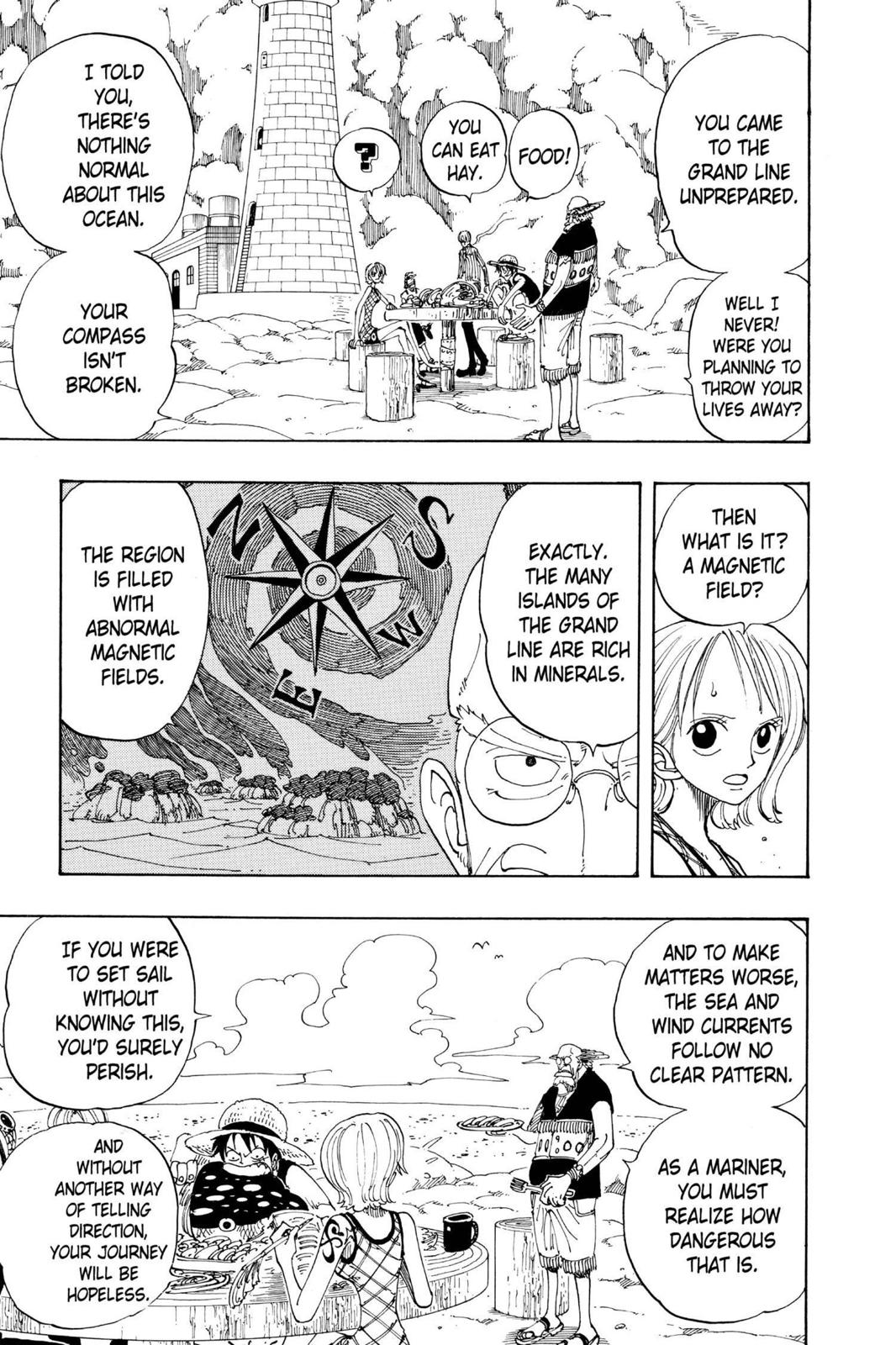 One Piece, Chapter 105 image 005